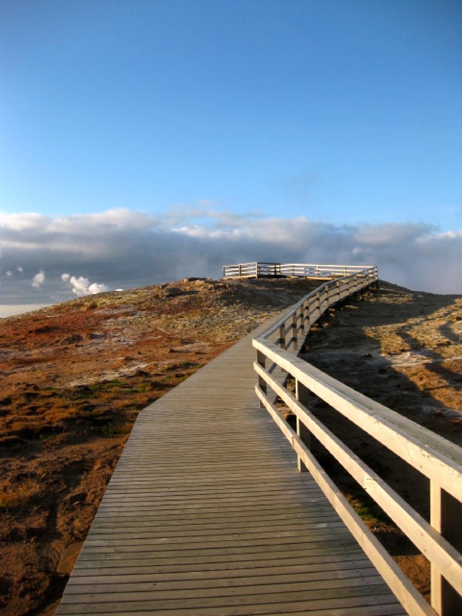 Stairway to heaven :)  by  Bjarklind