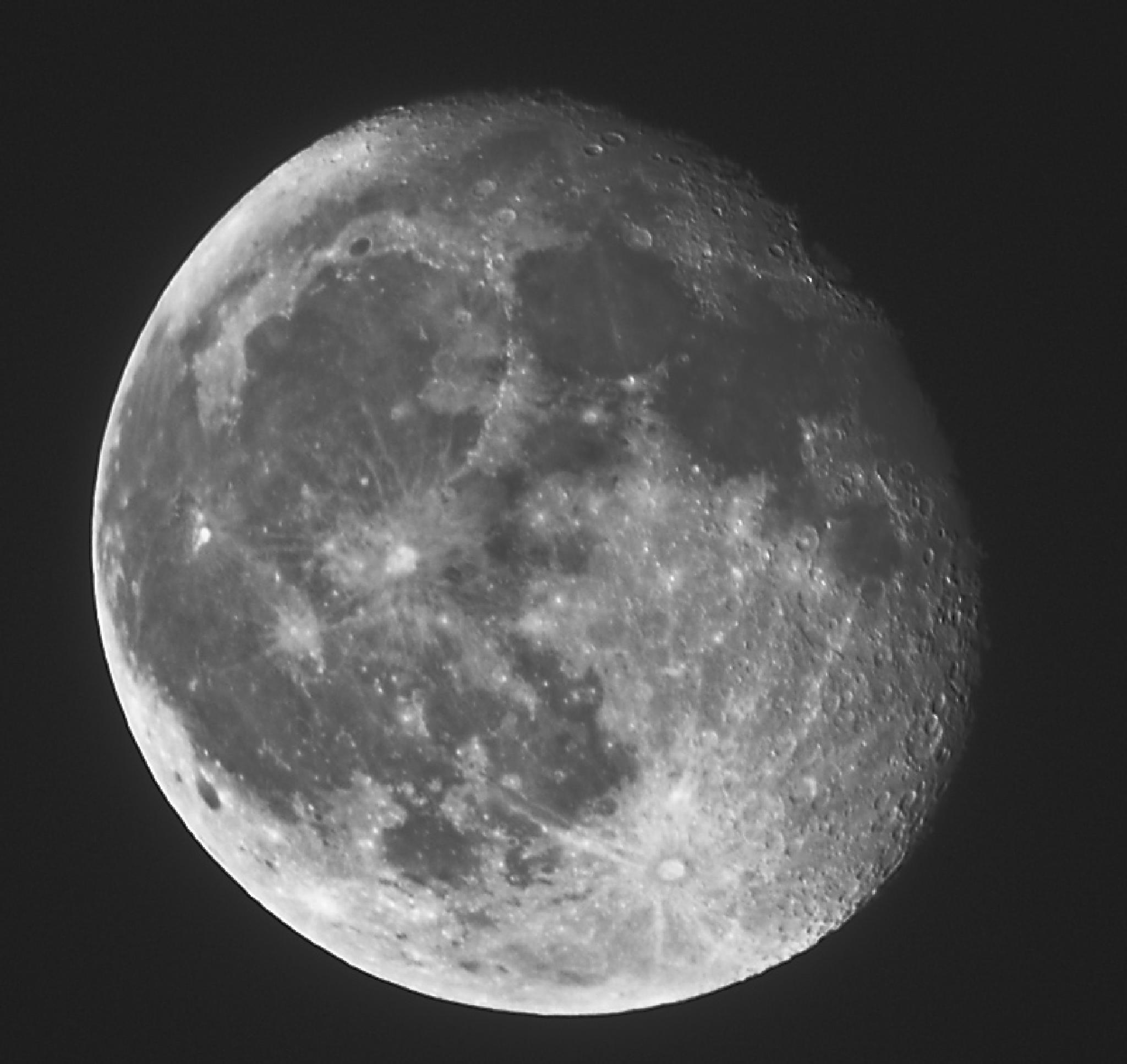Moon by miloslaw.spiewak