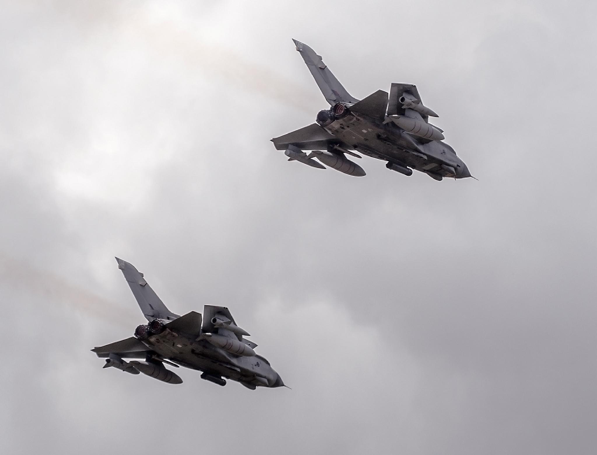 Tornado RAF by miloslaw.spiewak