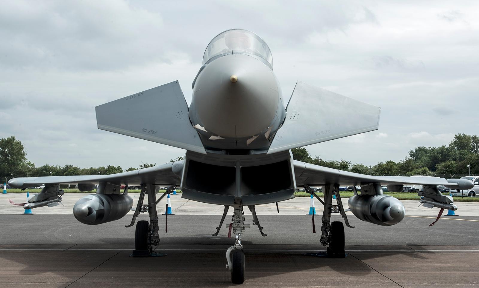 Eurofighter Typhoon by miloslaw.spiewak