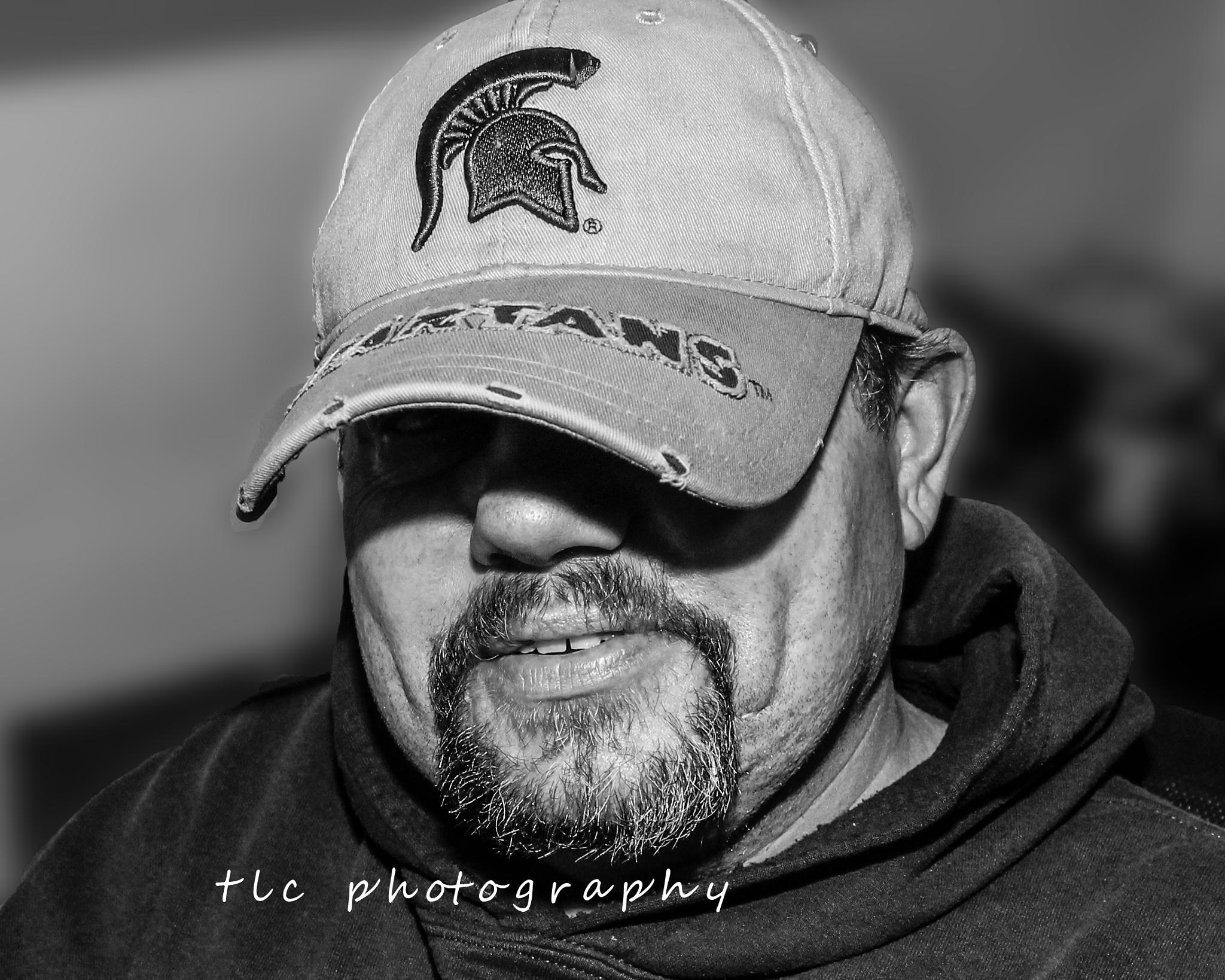 My husband! by TLC Photography