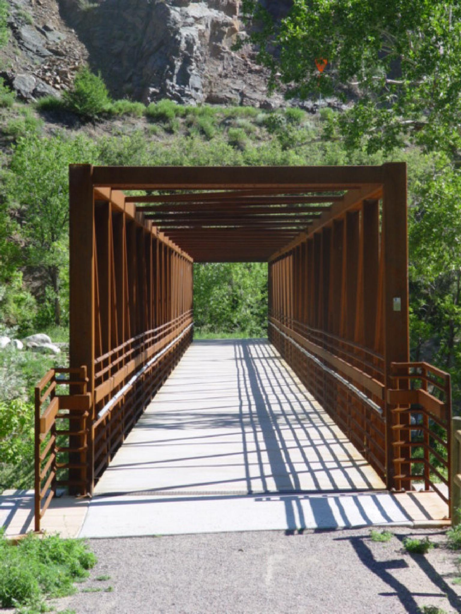 Bridge to Nowhere by Catherine Carver
