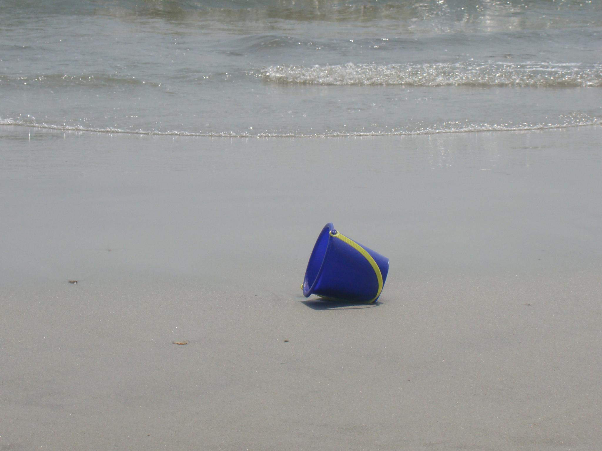 The Blue Bucket by Catherine Carver