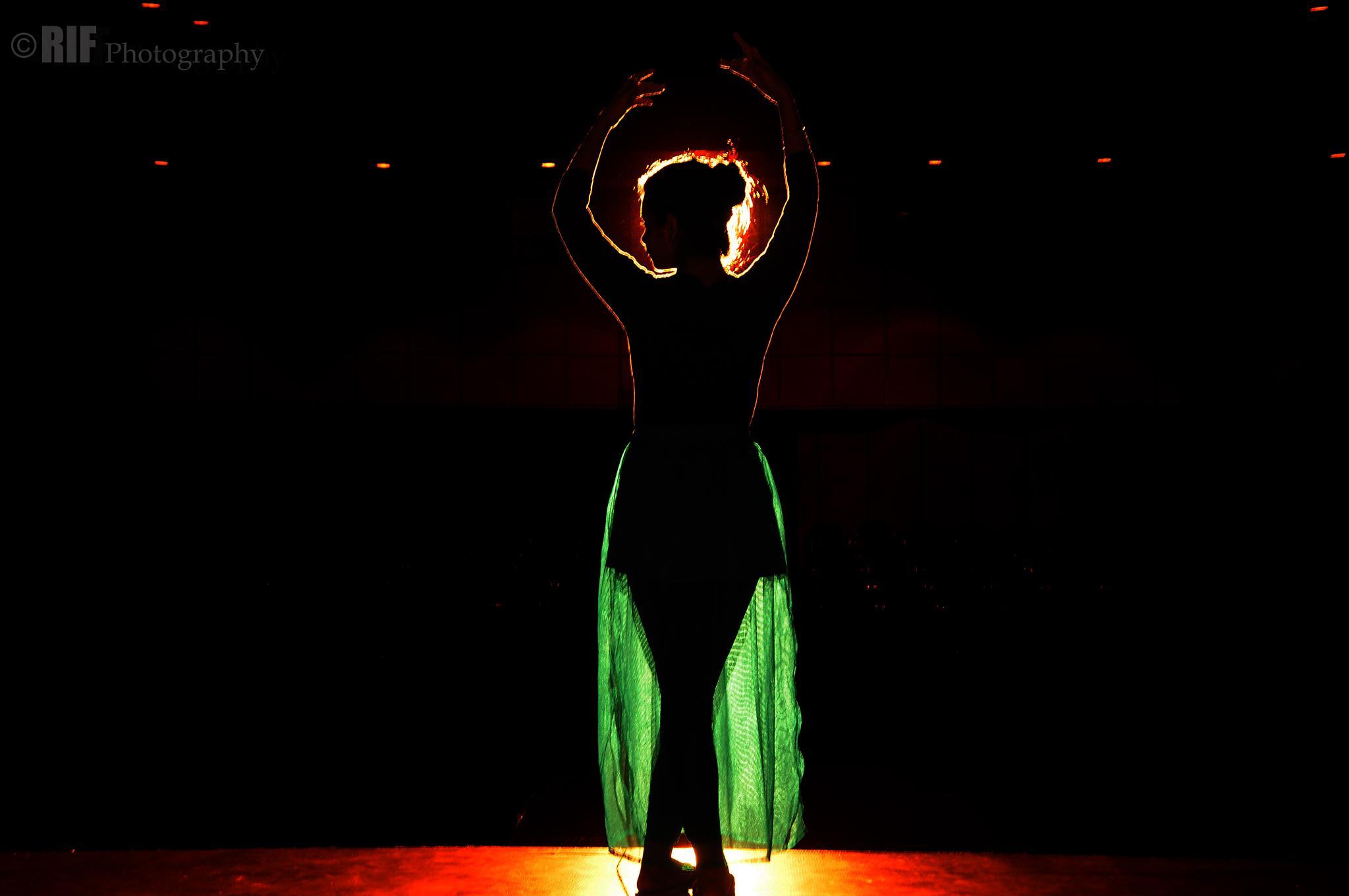 Silhouette Of Beauty by MOHD.RIFAT NAWAZ