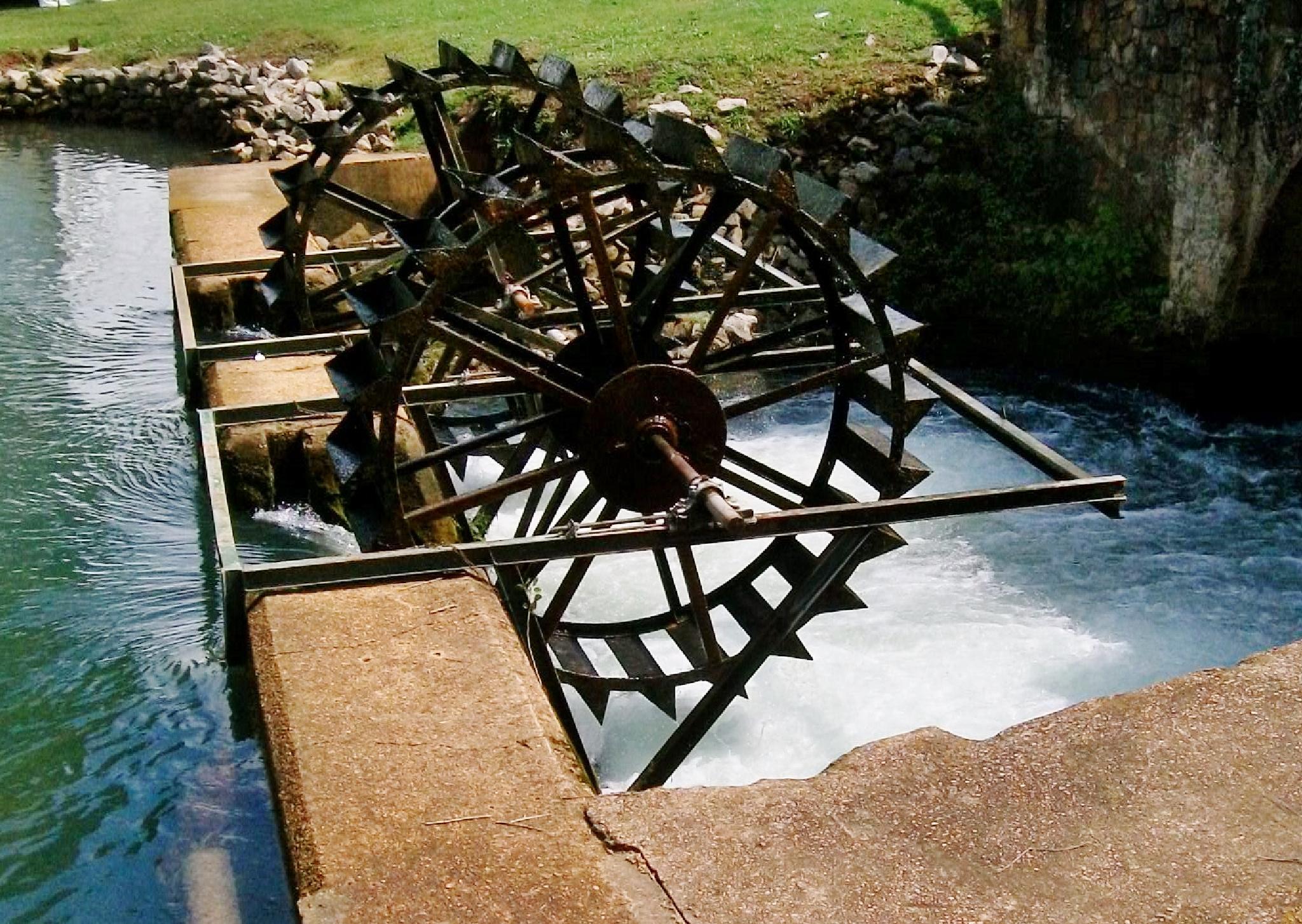 Waterwheel by linda.bishop.374549