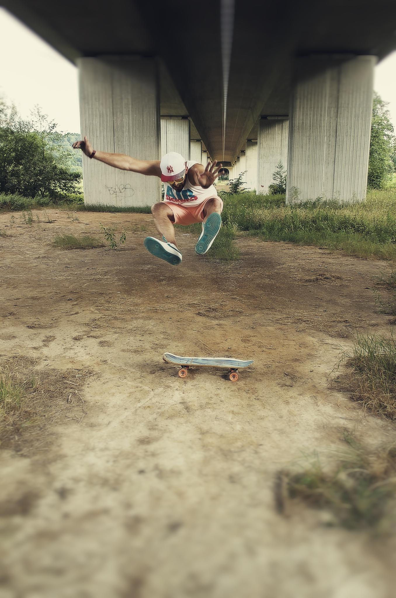 Jump... by Michael Dieter