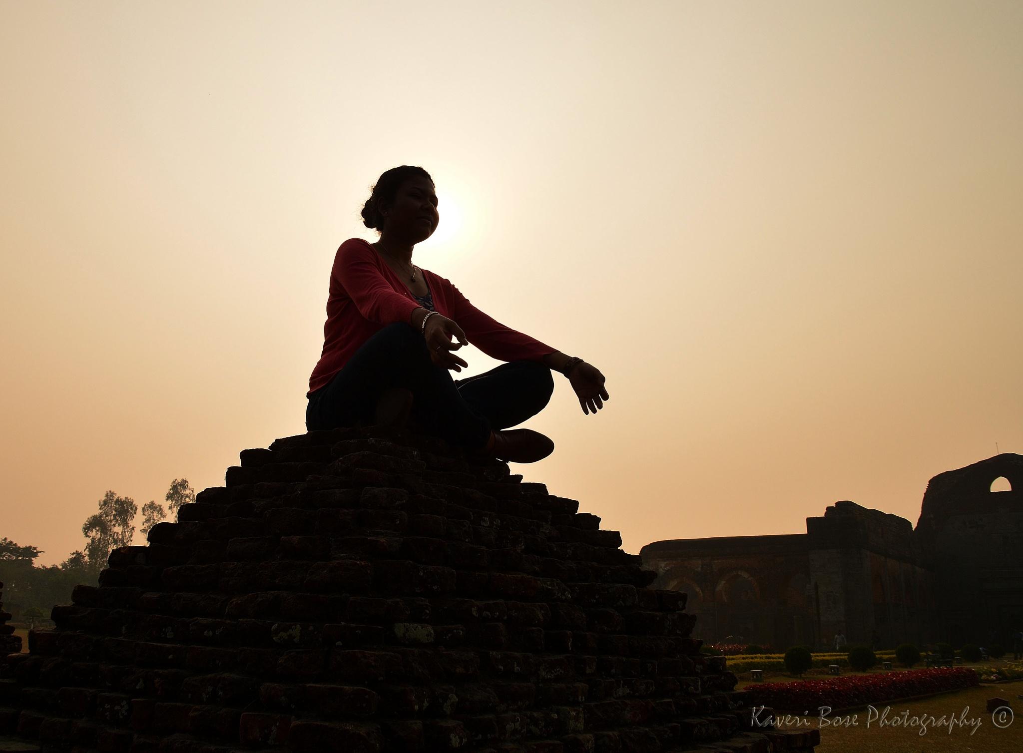 Silhouette by Kaveri Bose
