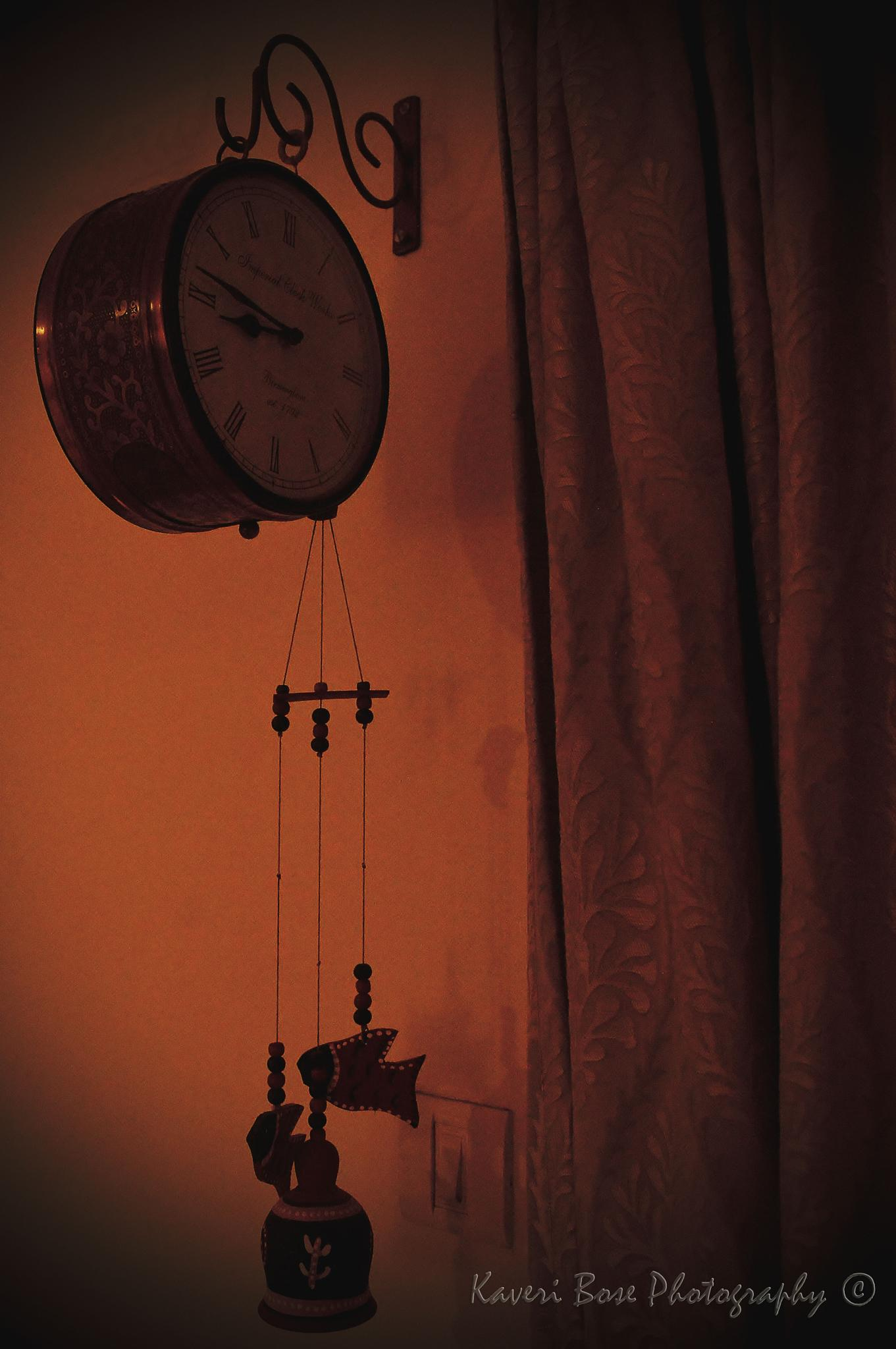 The Silent Witnesses...Time and Timekeeper by Kaveri Bose