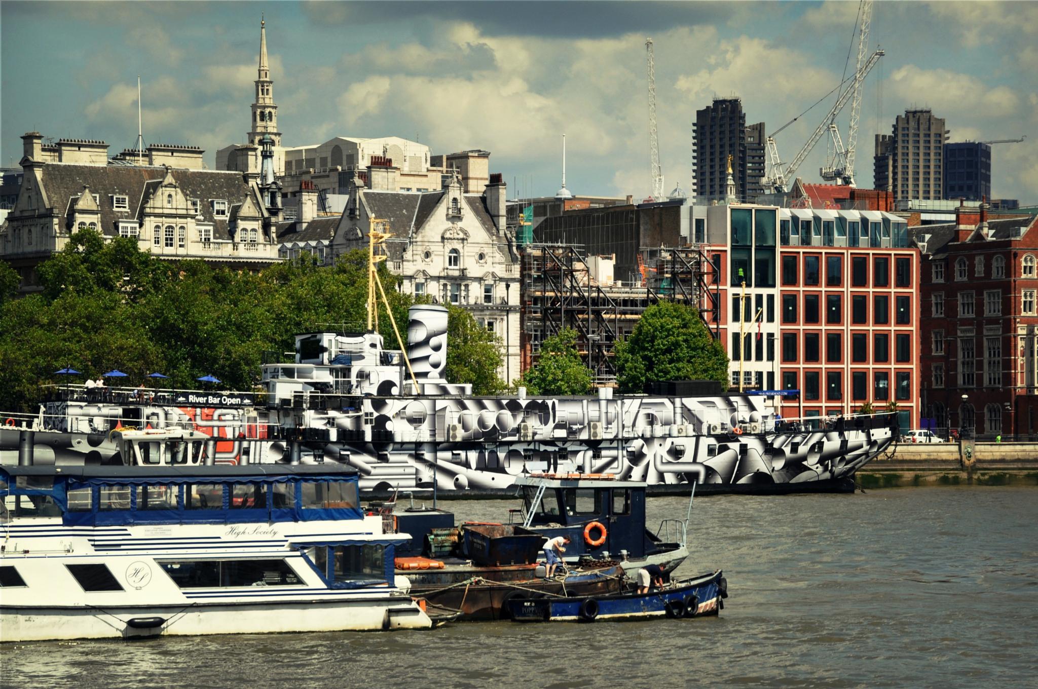 London views by ermannoalbano