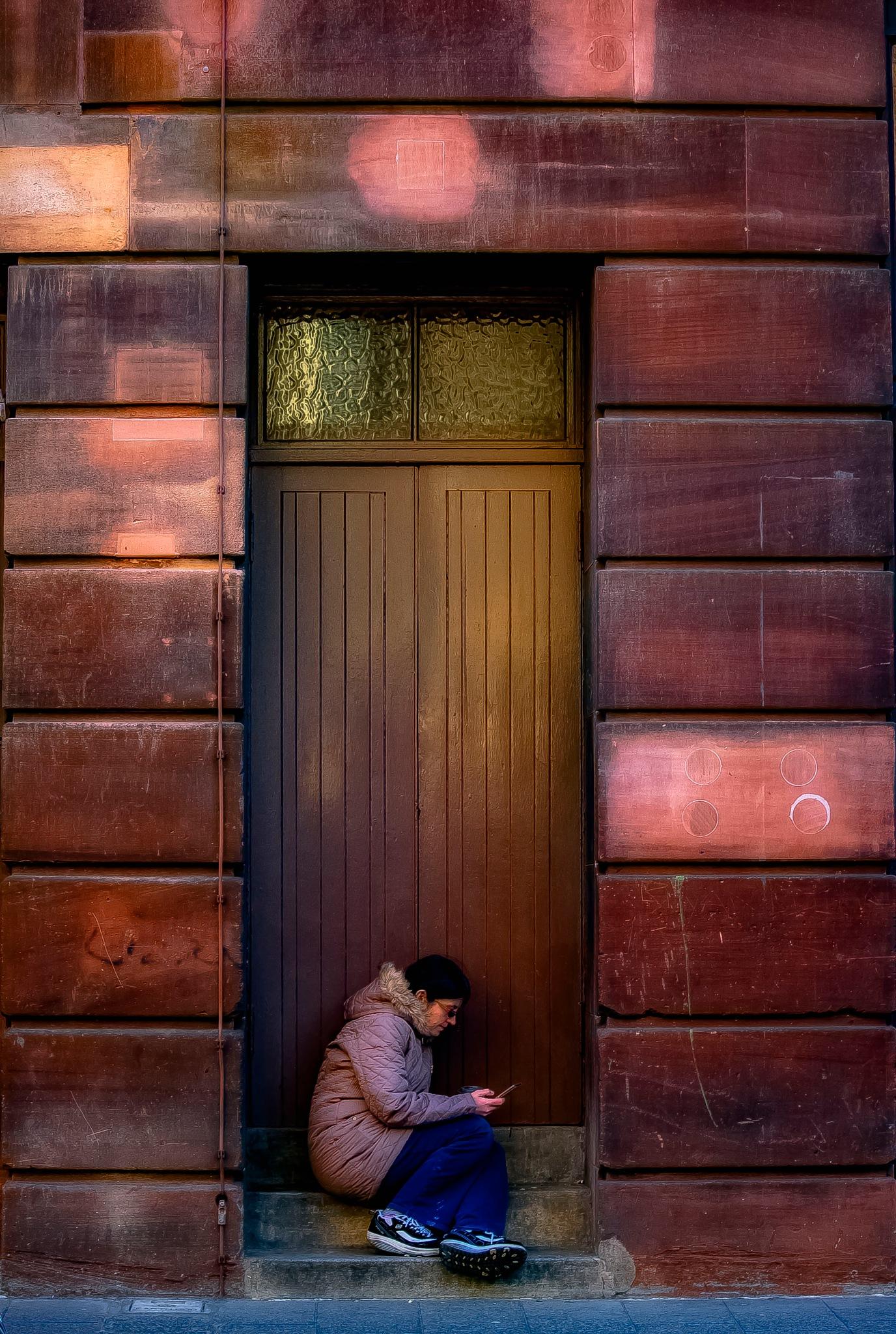 Doorway Edinburgh by michaelheard1962