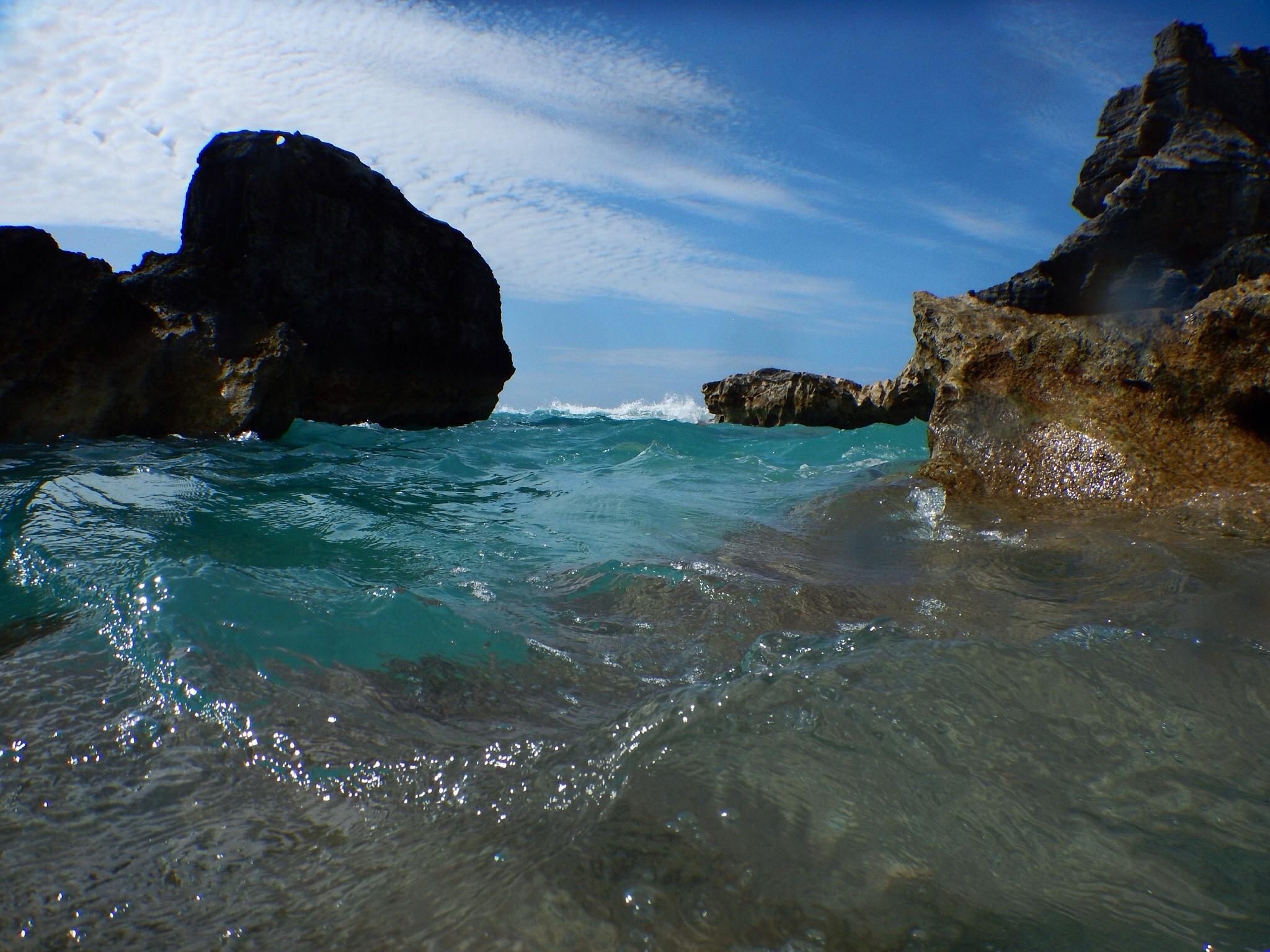 Horseshoe Bay, Bermuda by Ryan W. Niemiec