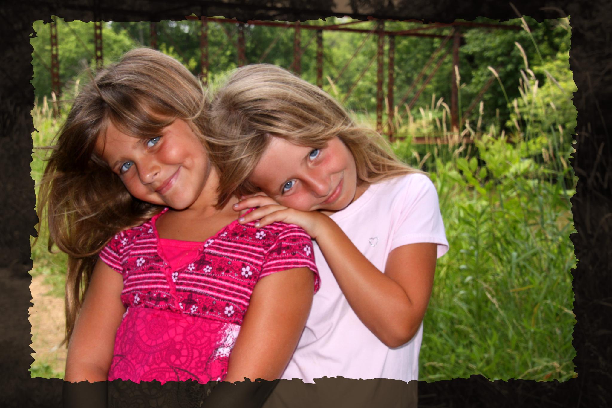 Summertime Sisters by Ryan W. Niemiec