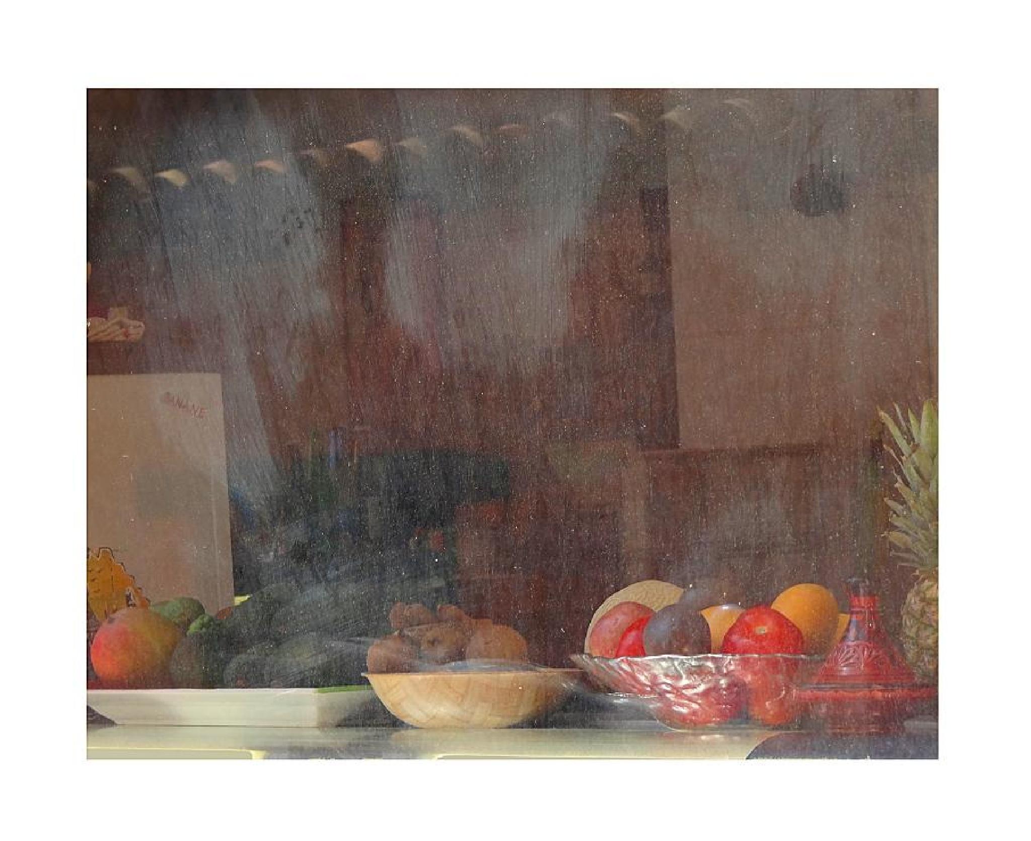window 2 by Krystyna Flis