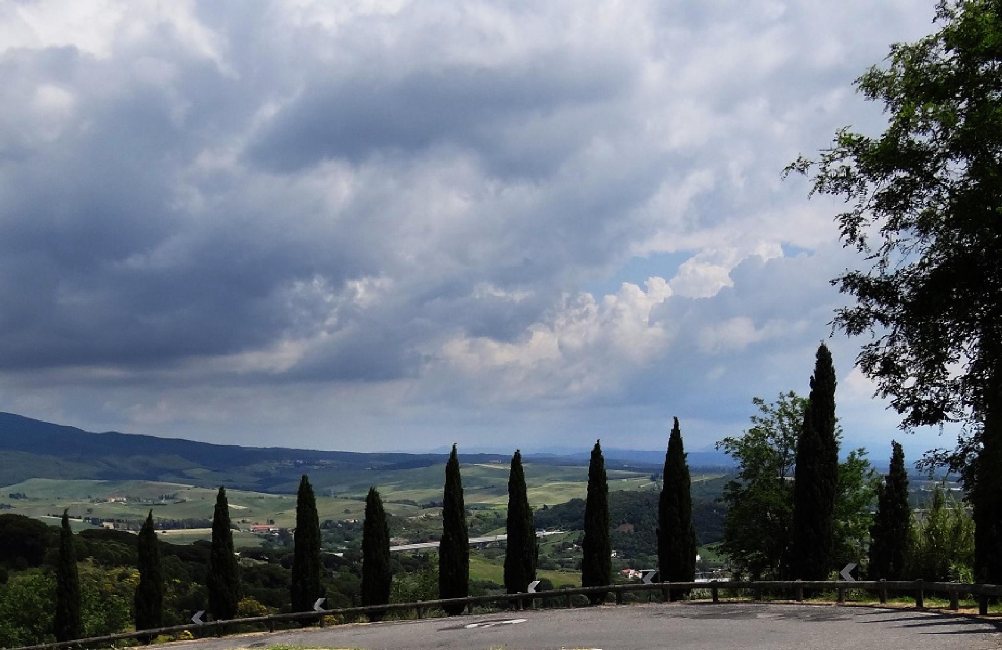 Toscana 9 by Krystyna Flis