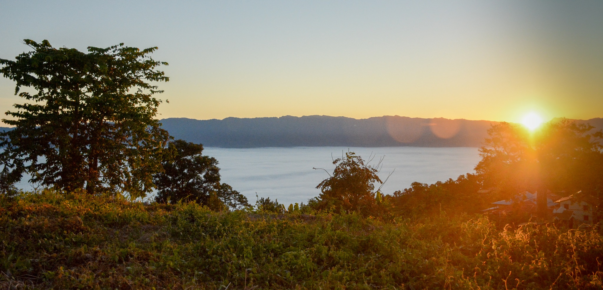 Sunrise in Sajek, Rangamati by hemal.khan.923