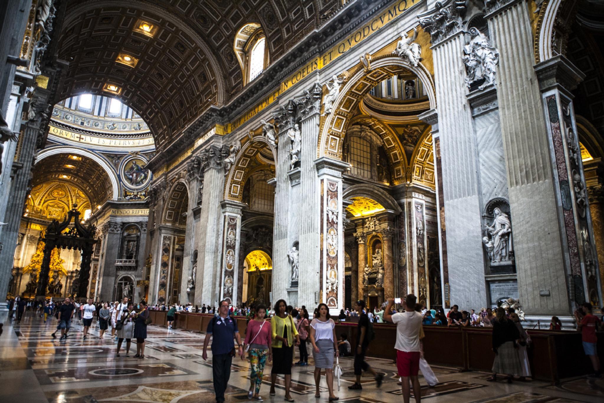 Vatican City, 2014 by ammar.qasira