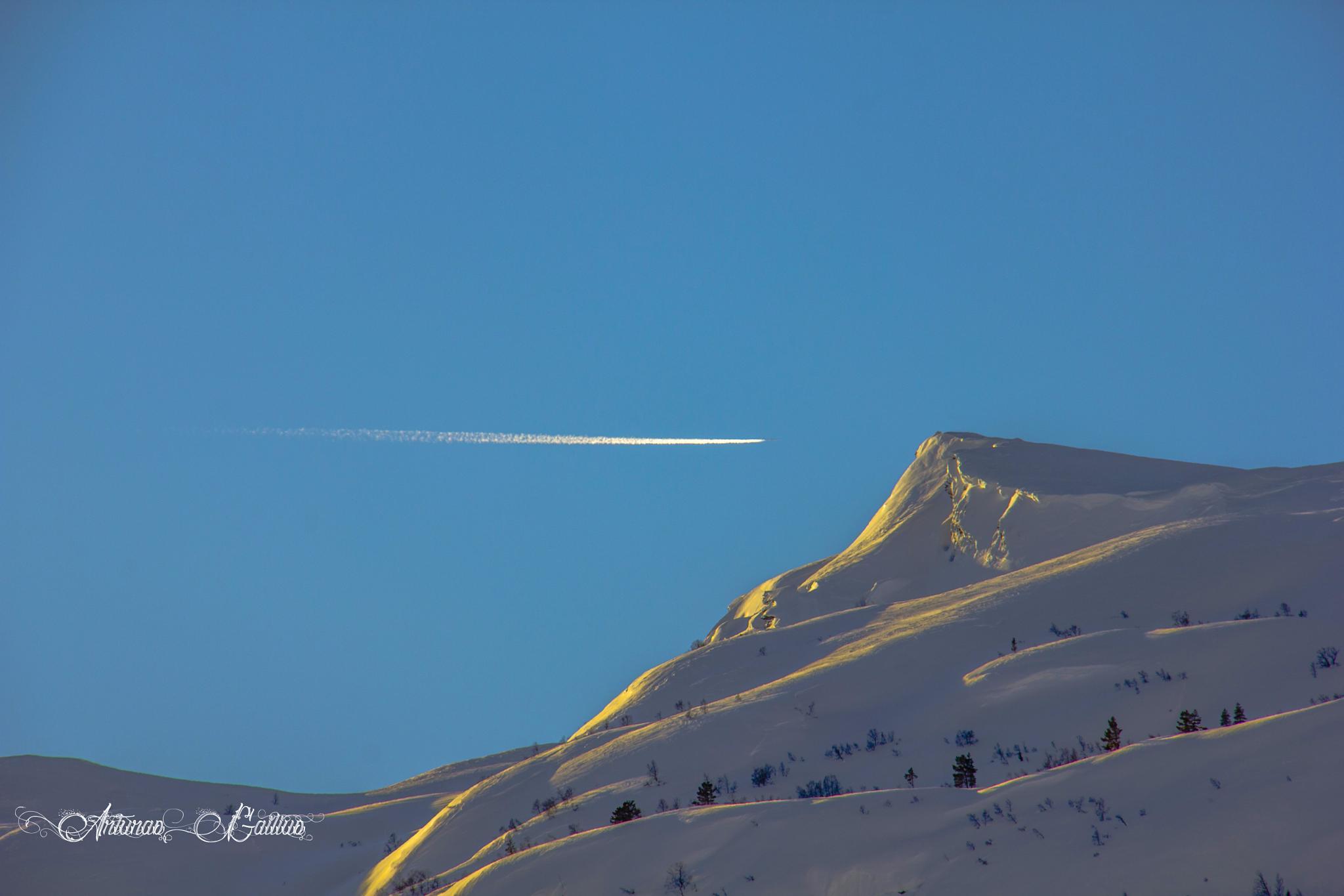 Beautifully flown by Arturas Gailius