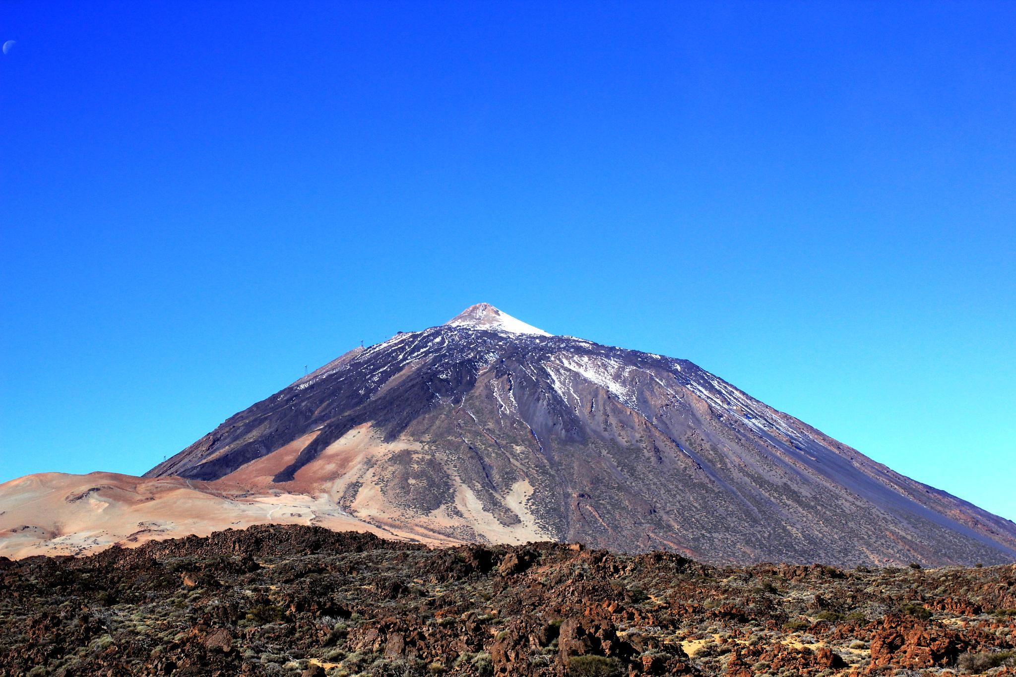 Volcano Teide by annsofie.jakobsson