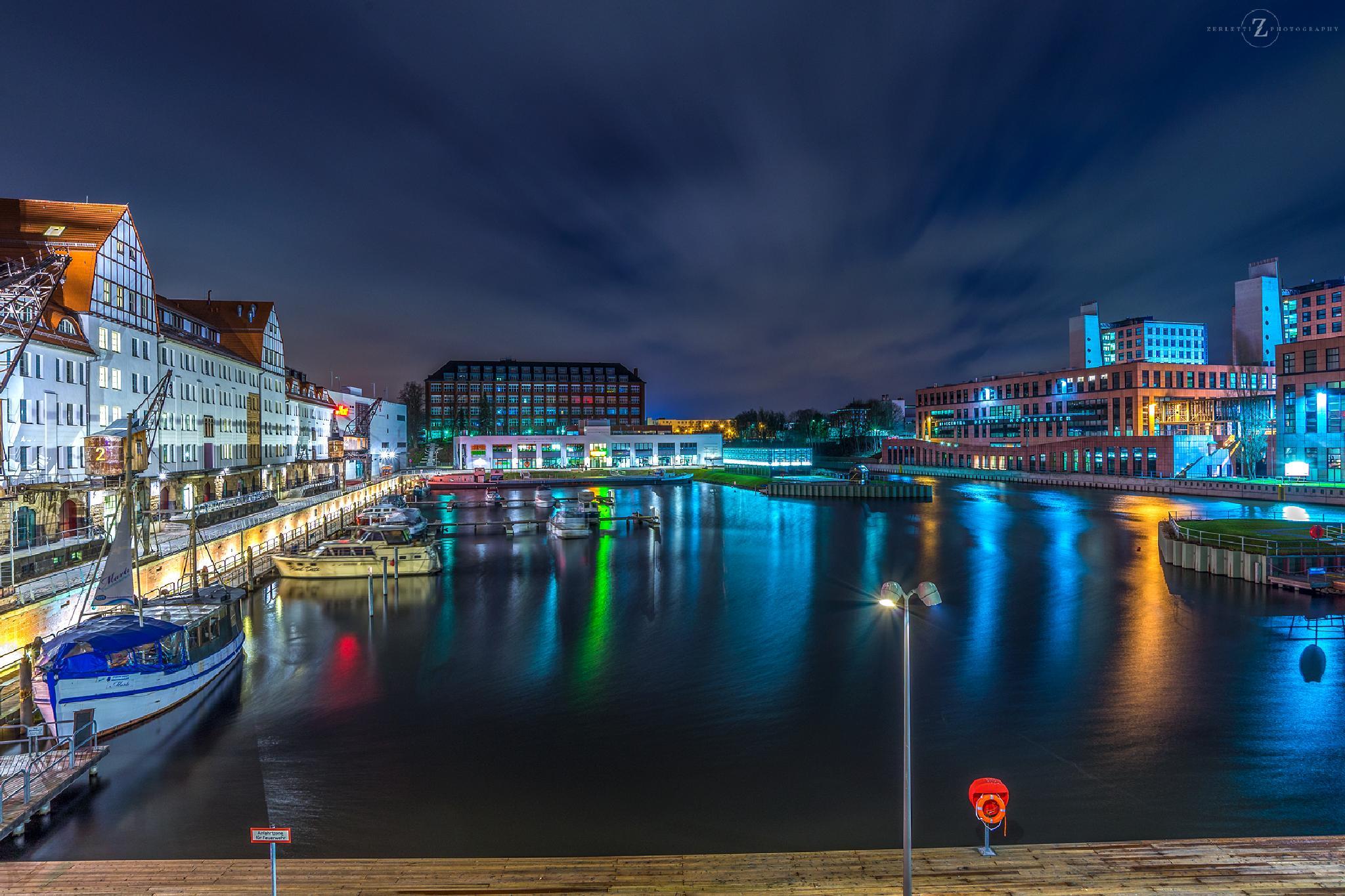 Harbour Berlin by Marcello Zerletti