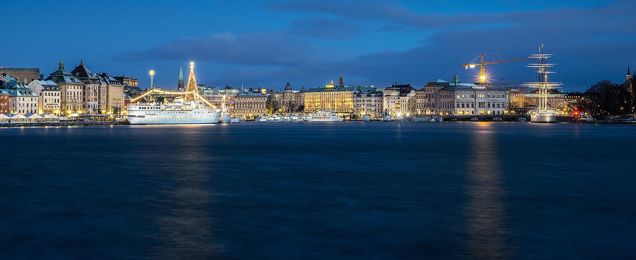 Christmas in Stockholm  by Peter Fransson