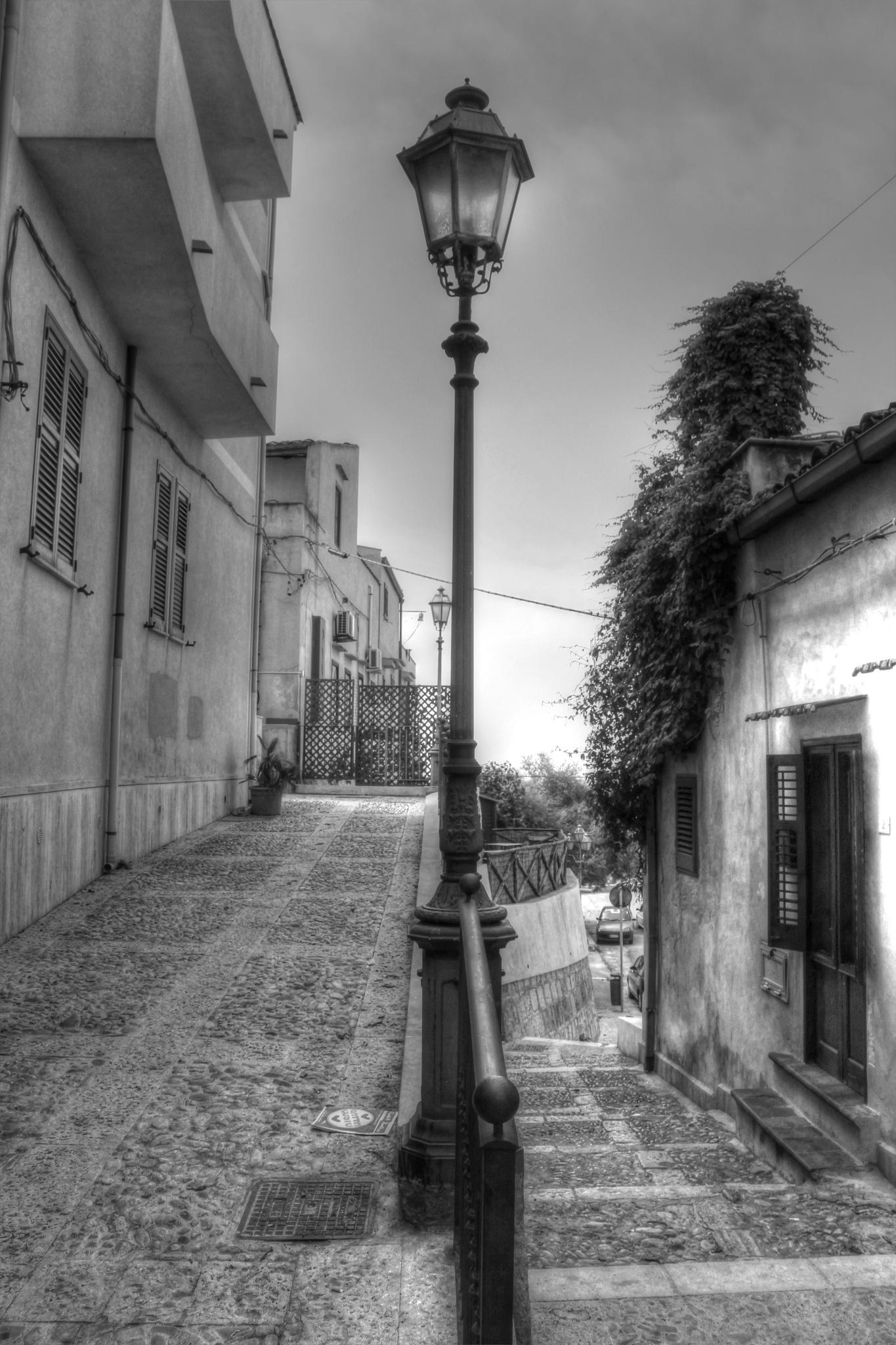 Trappeto (PA) Sicilia - Centro Storico  by giovanni battista la fata