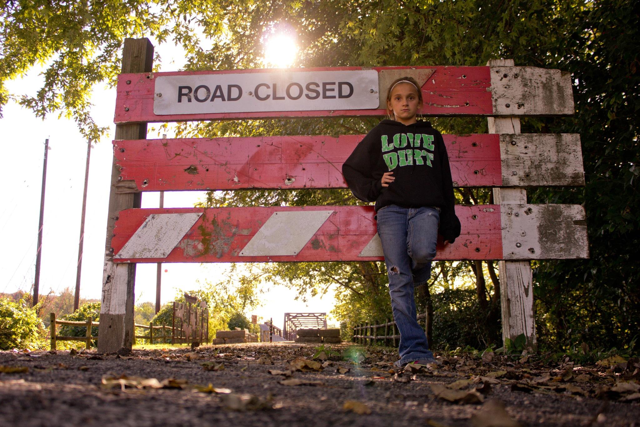 Road Closed by shannabruns