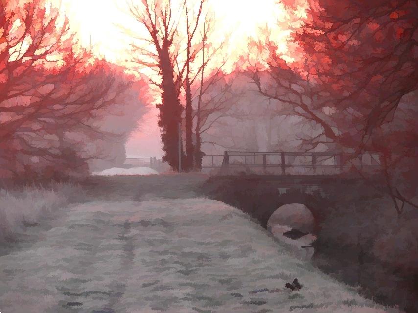 Winter morning by phil.sanders.56