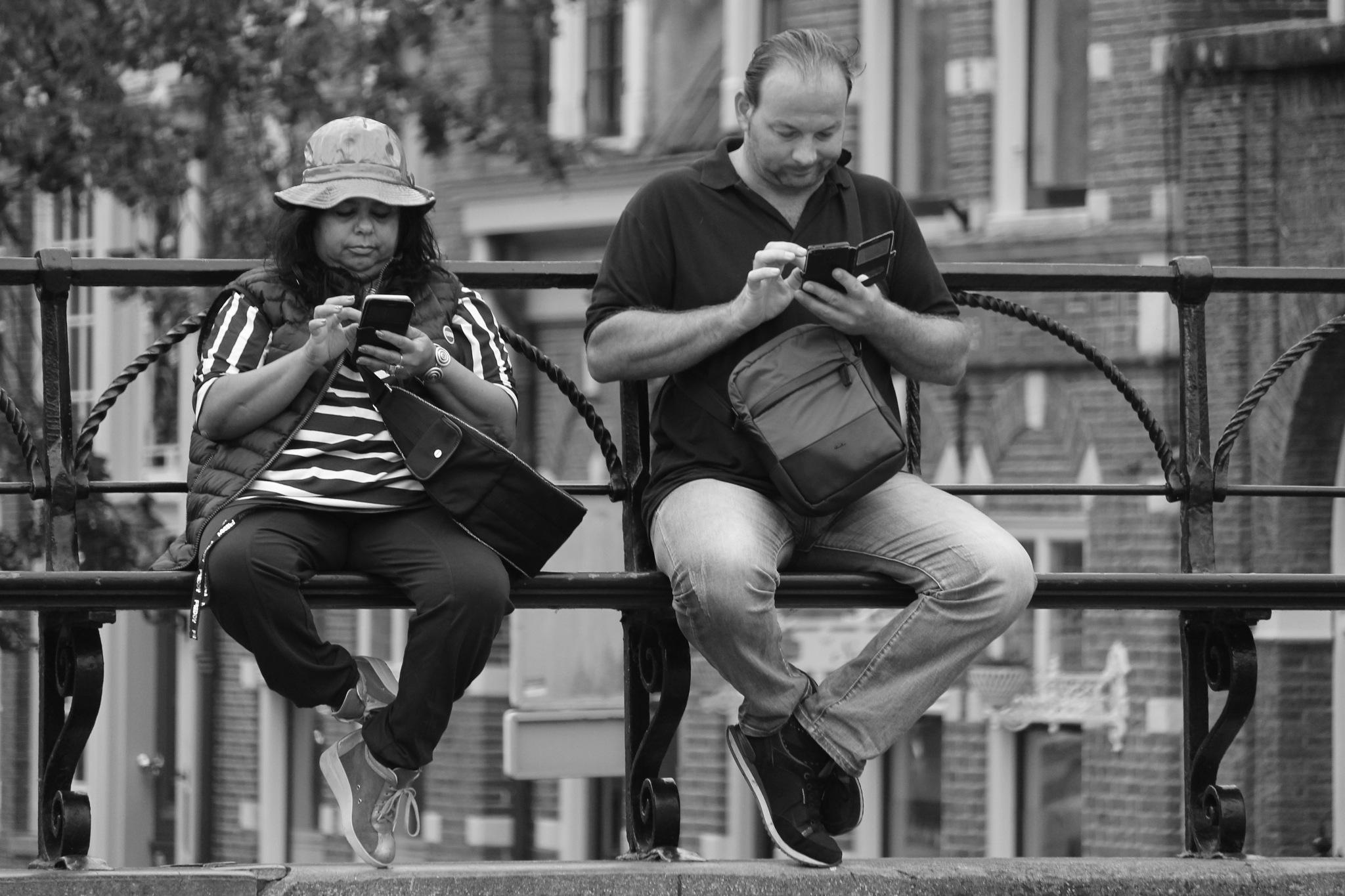 Een goed gesprek? by charlottevanwamelen69