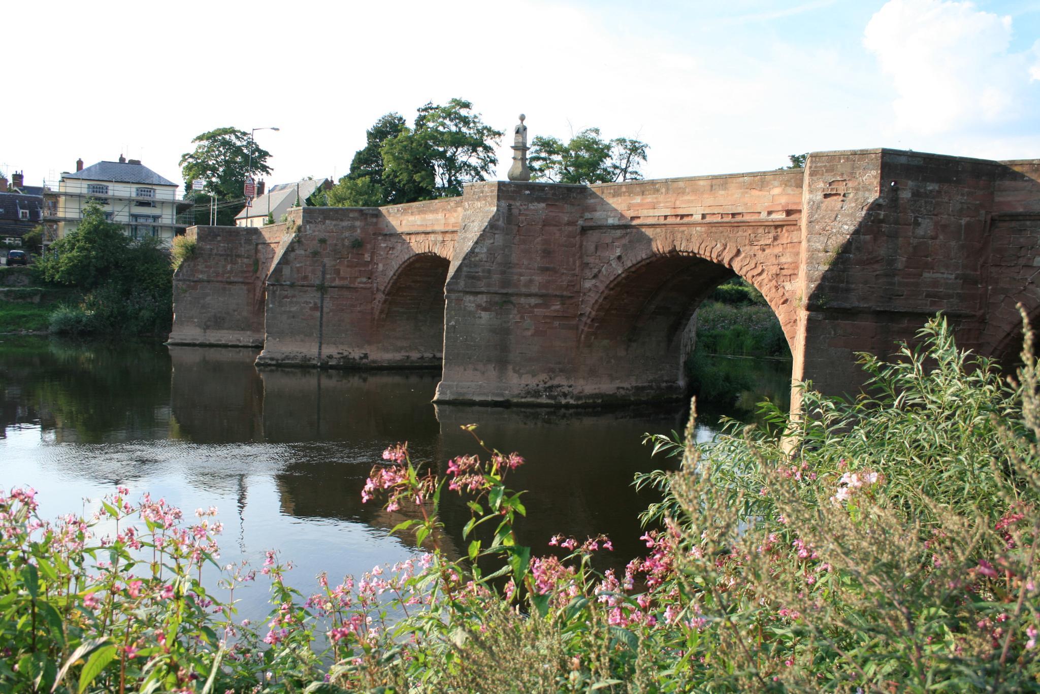 Wilton Bridge Ross-On-Wye by gardenman1967