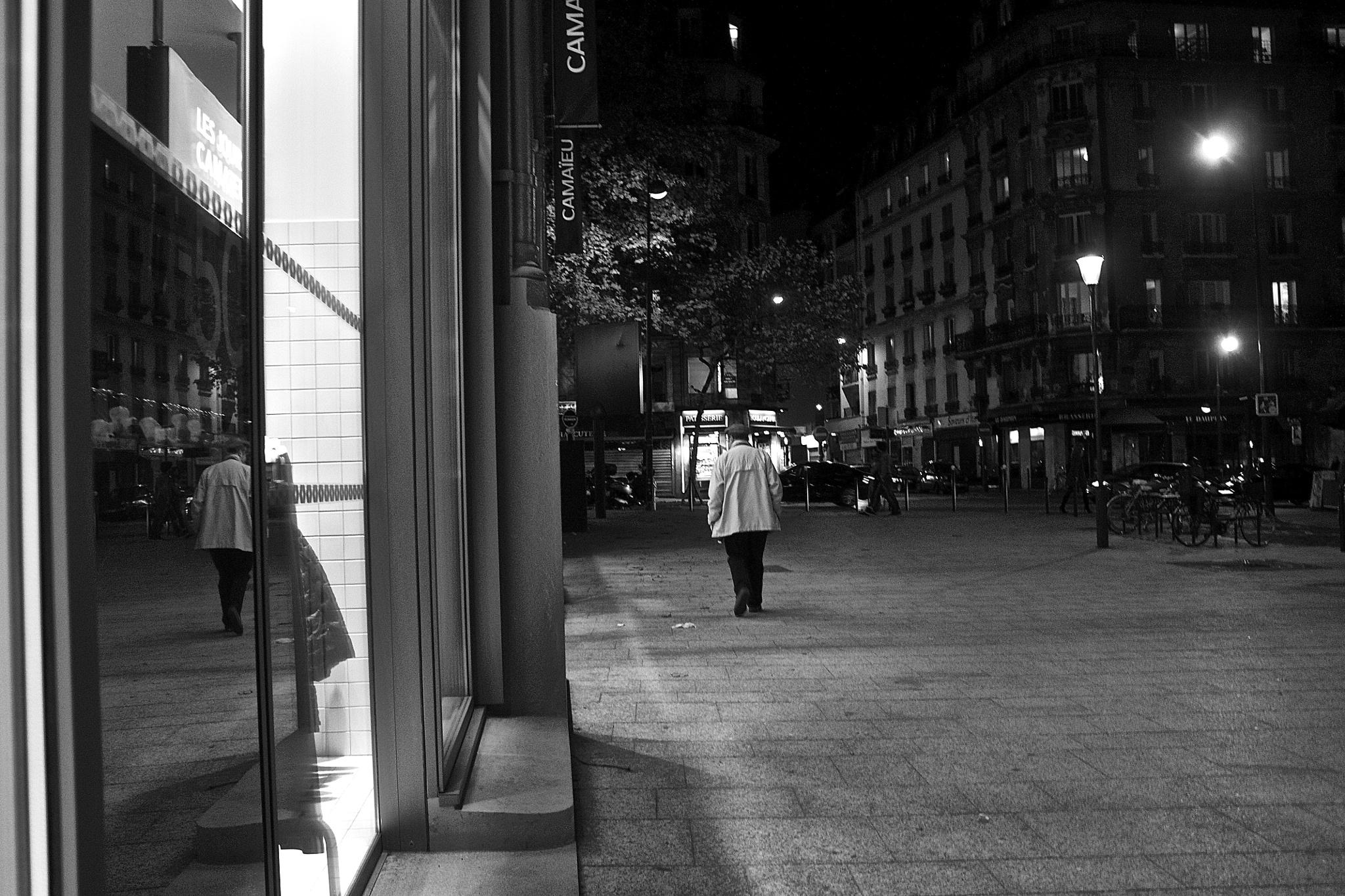 WALK ALONE - by FJA RAYNAL