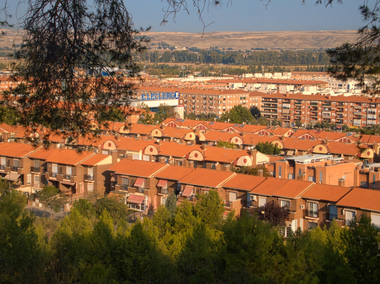 Tejados de Aranjuez-Madrid by carmina.waterstone