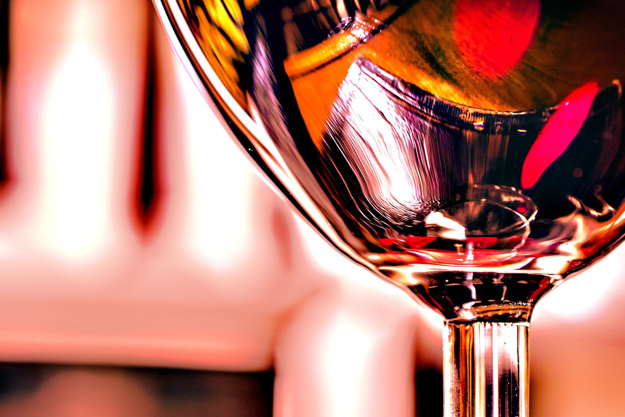 Red wine by Ninja-Li Einarsen Stahre