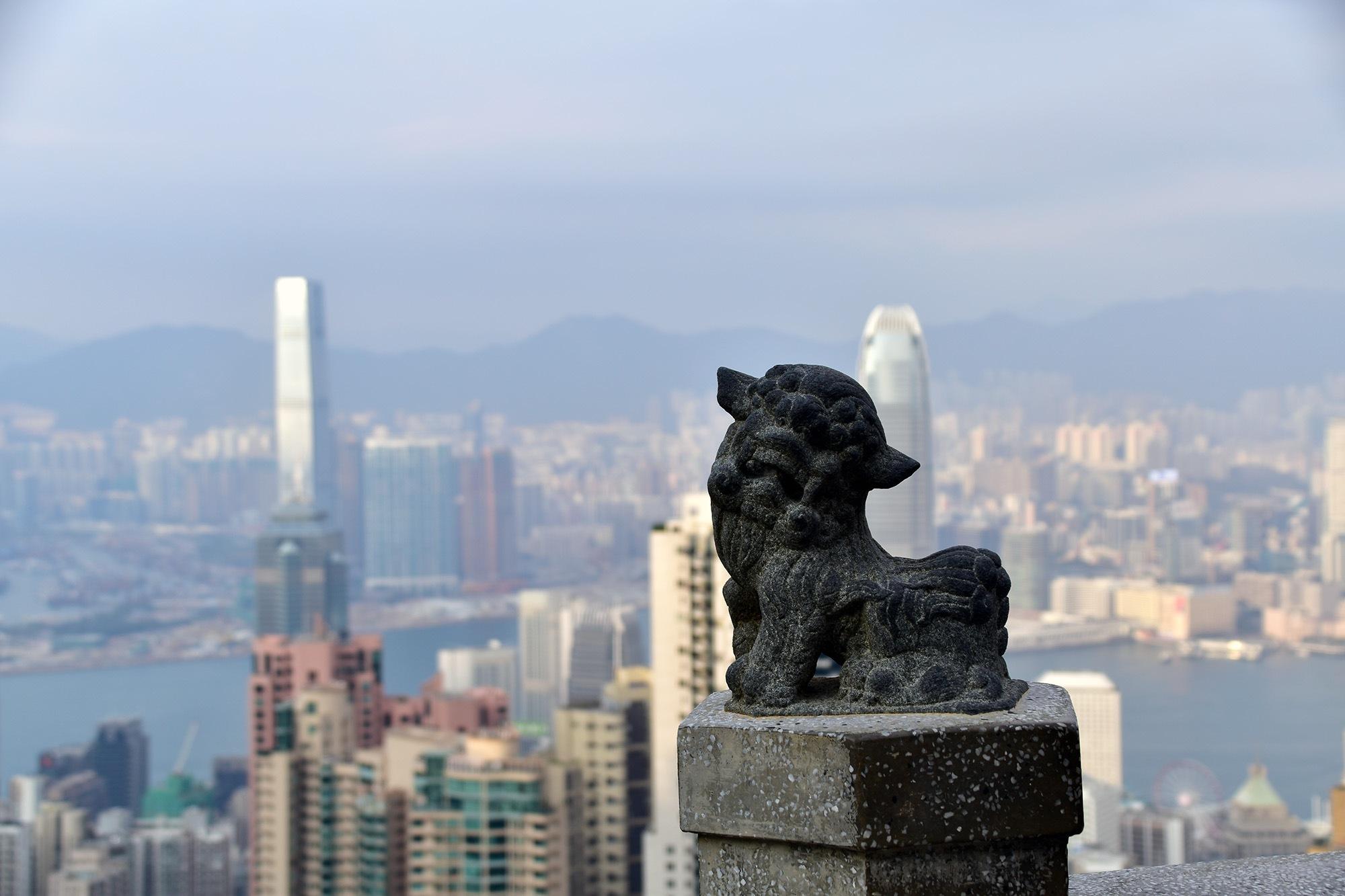 Hong Kong by Andrea Papageorgiu