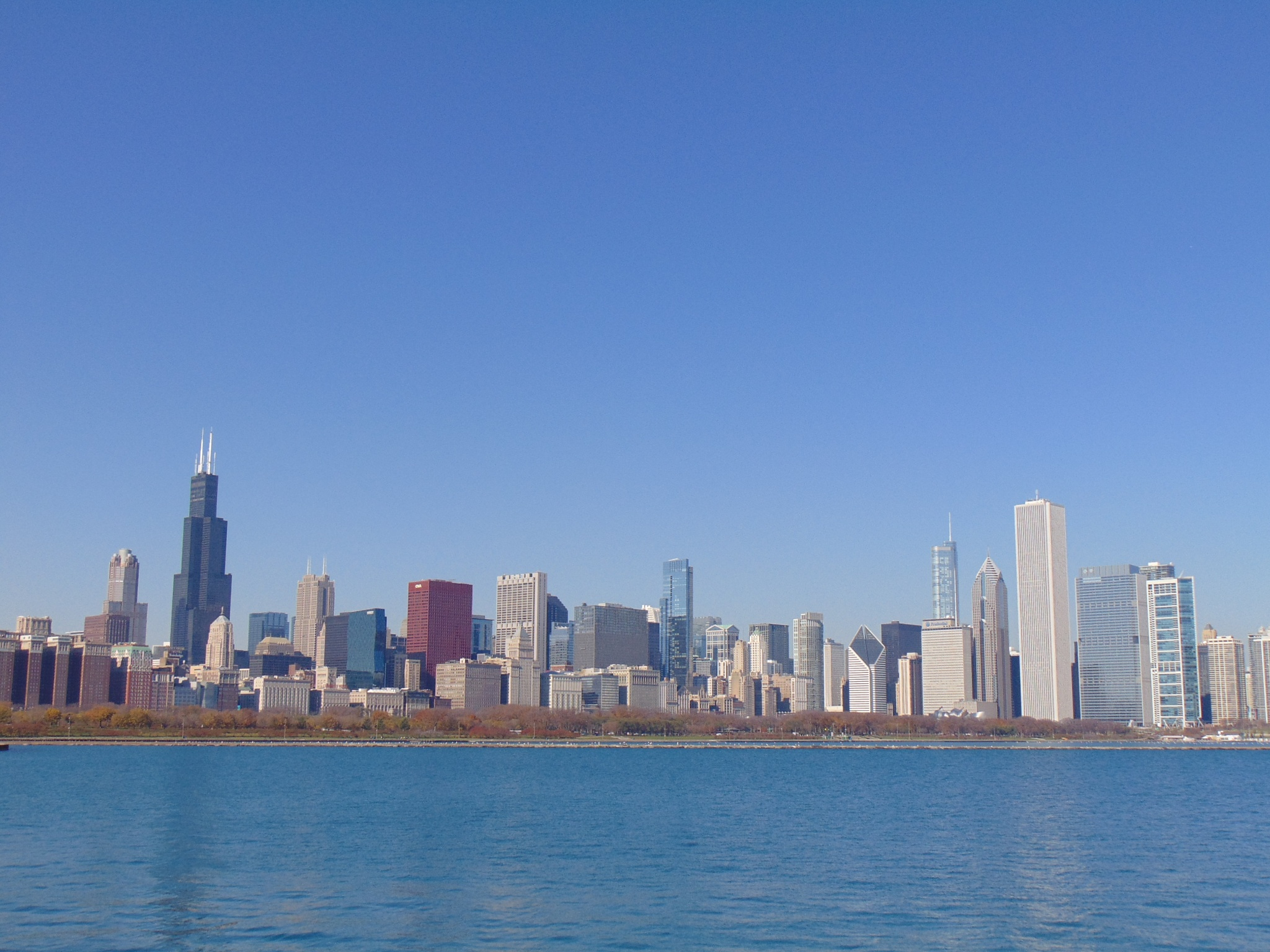 Chicago by Denna M. Moore