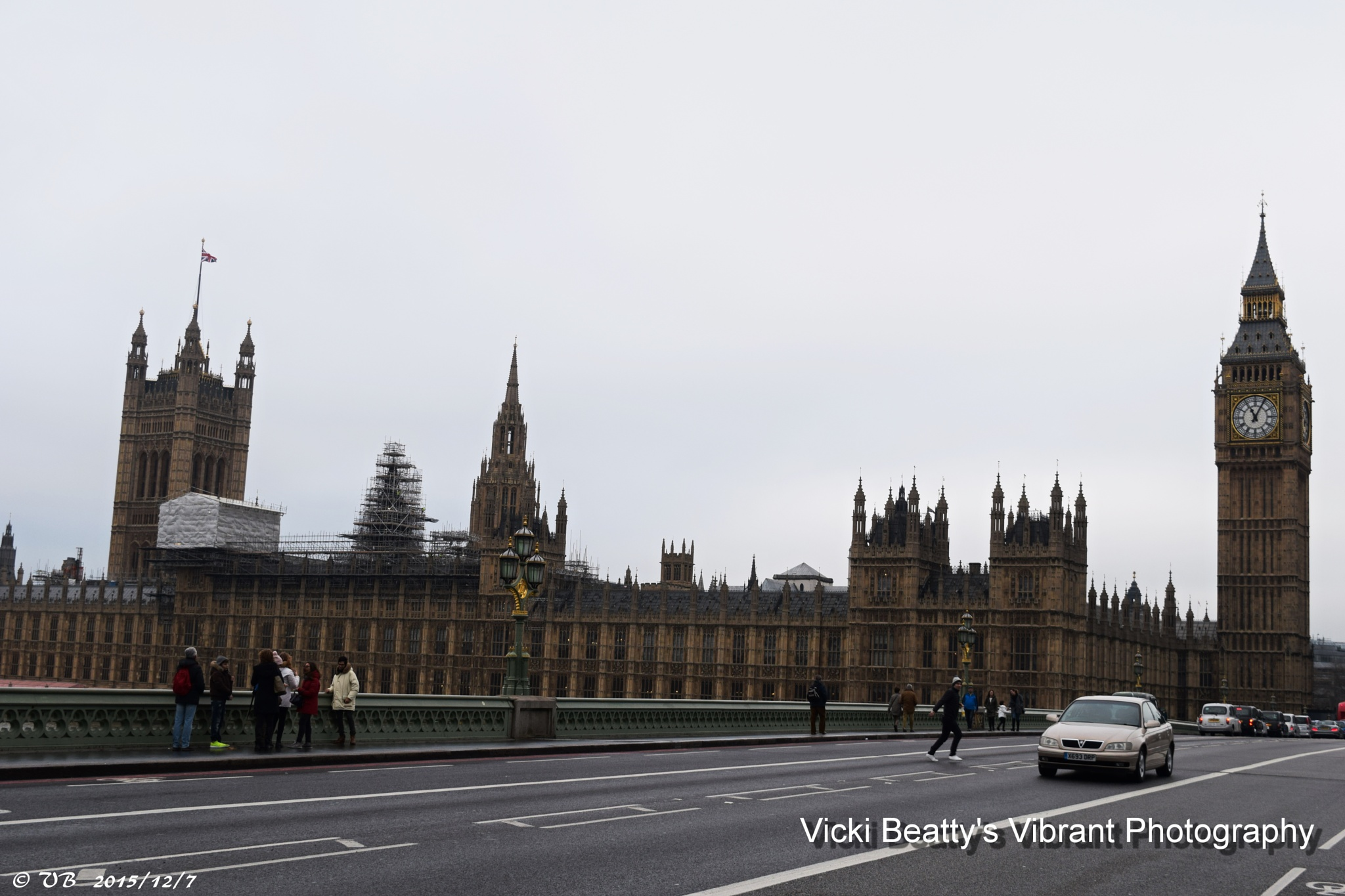 Big Ben  by vickiabbottbeatty