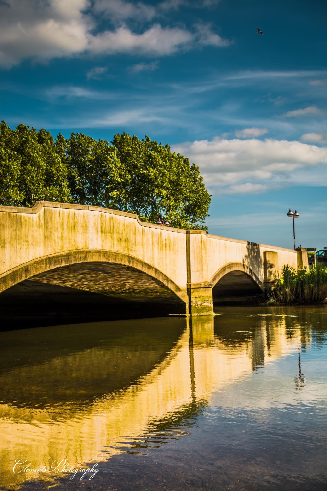South Bridge by Clement