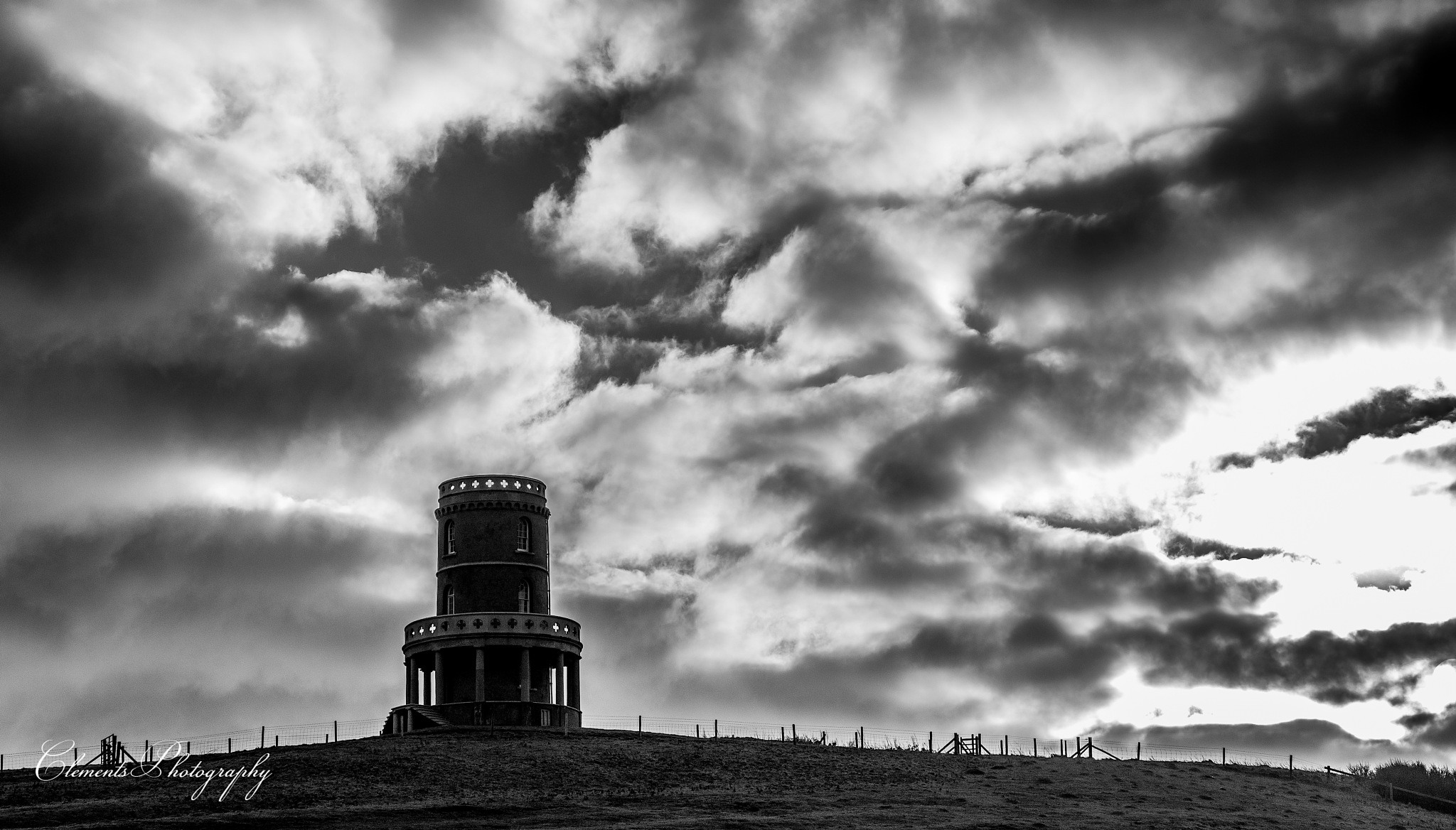 Cavell Tower  by Clement