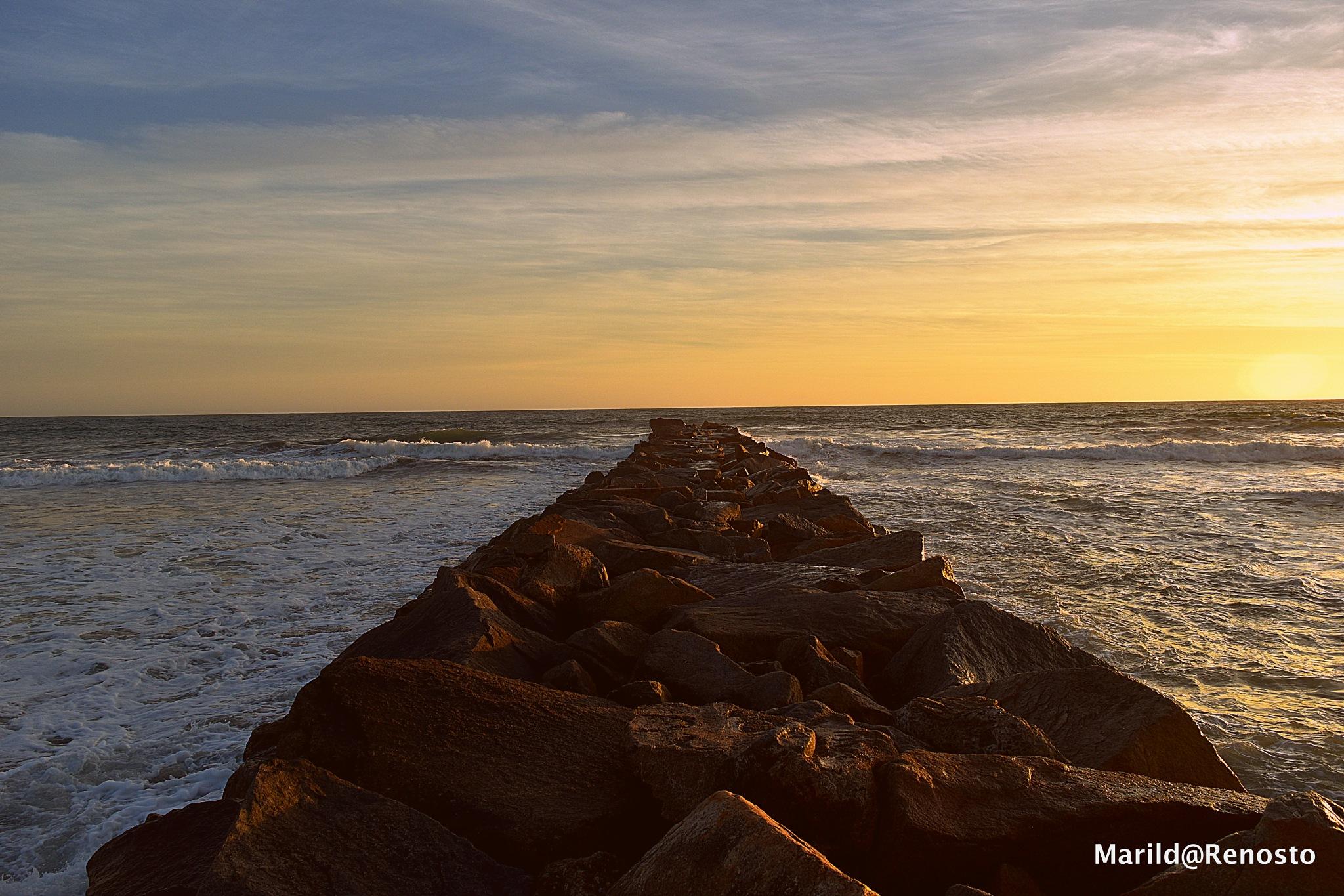 Sunset by marilda.renosto