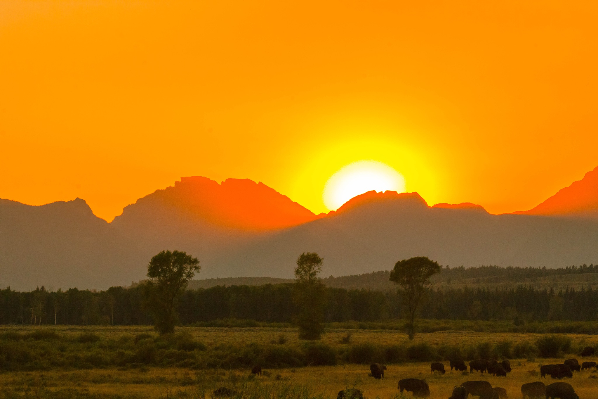 TETON SUNSET by lisa.simons2