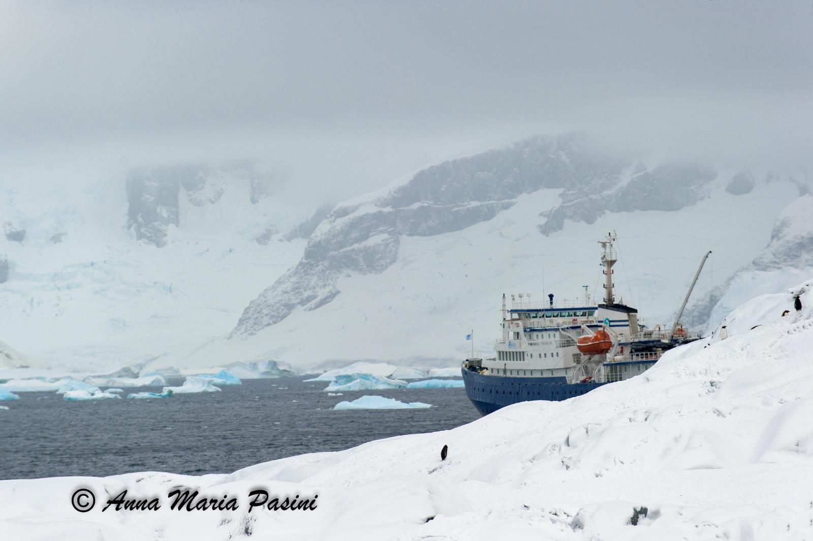 Atmosfera antartica by annamariapasini