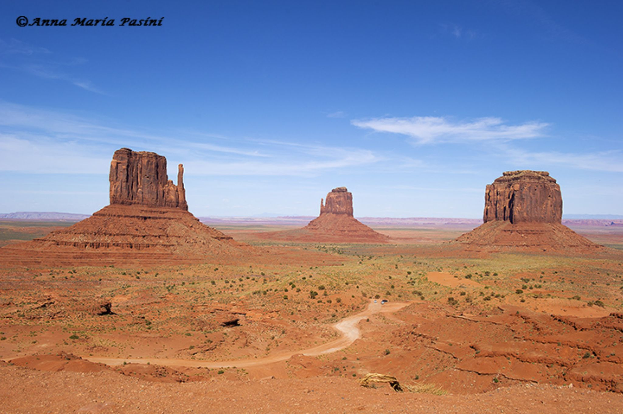Monument Valley by annamariapasini