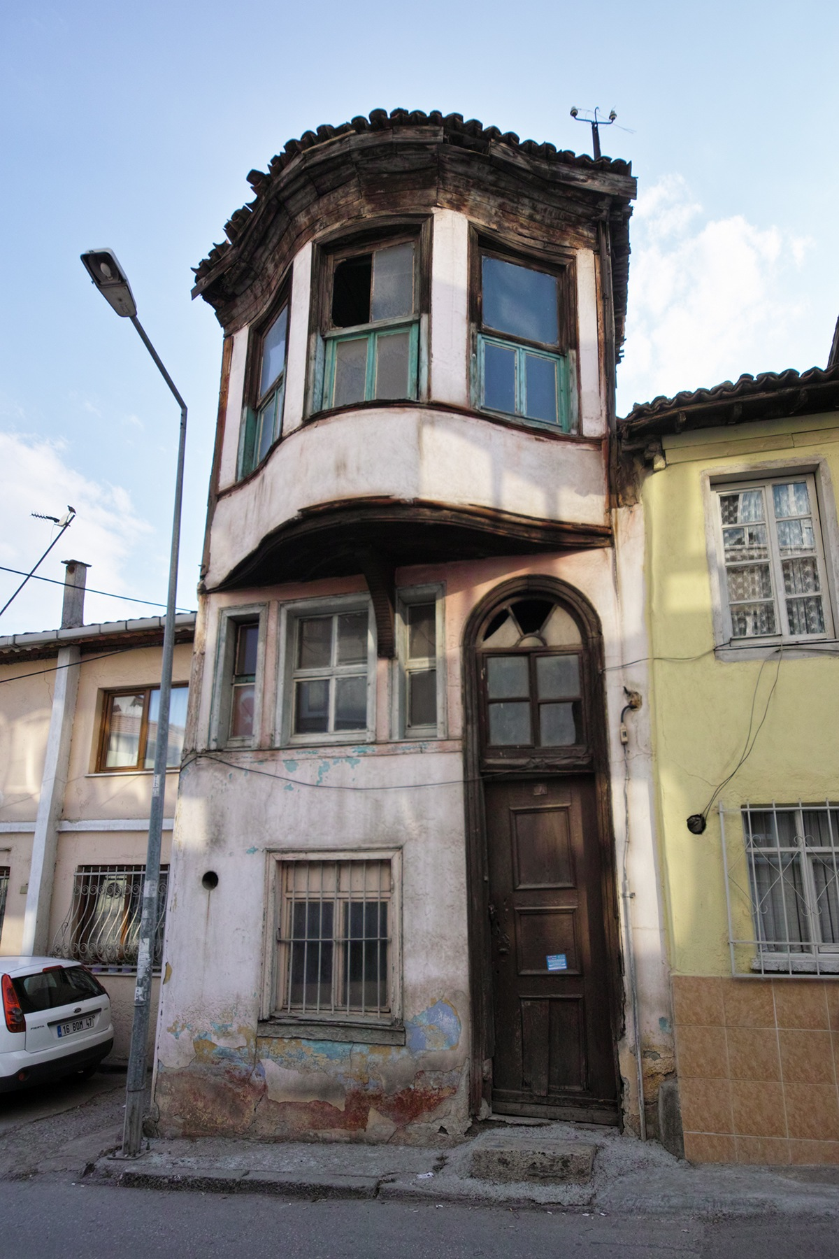 The tall house by Osman Tümay