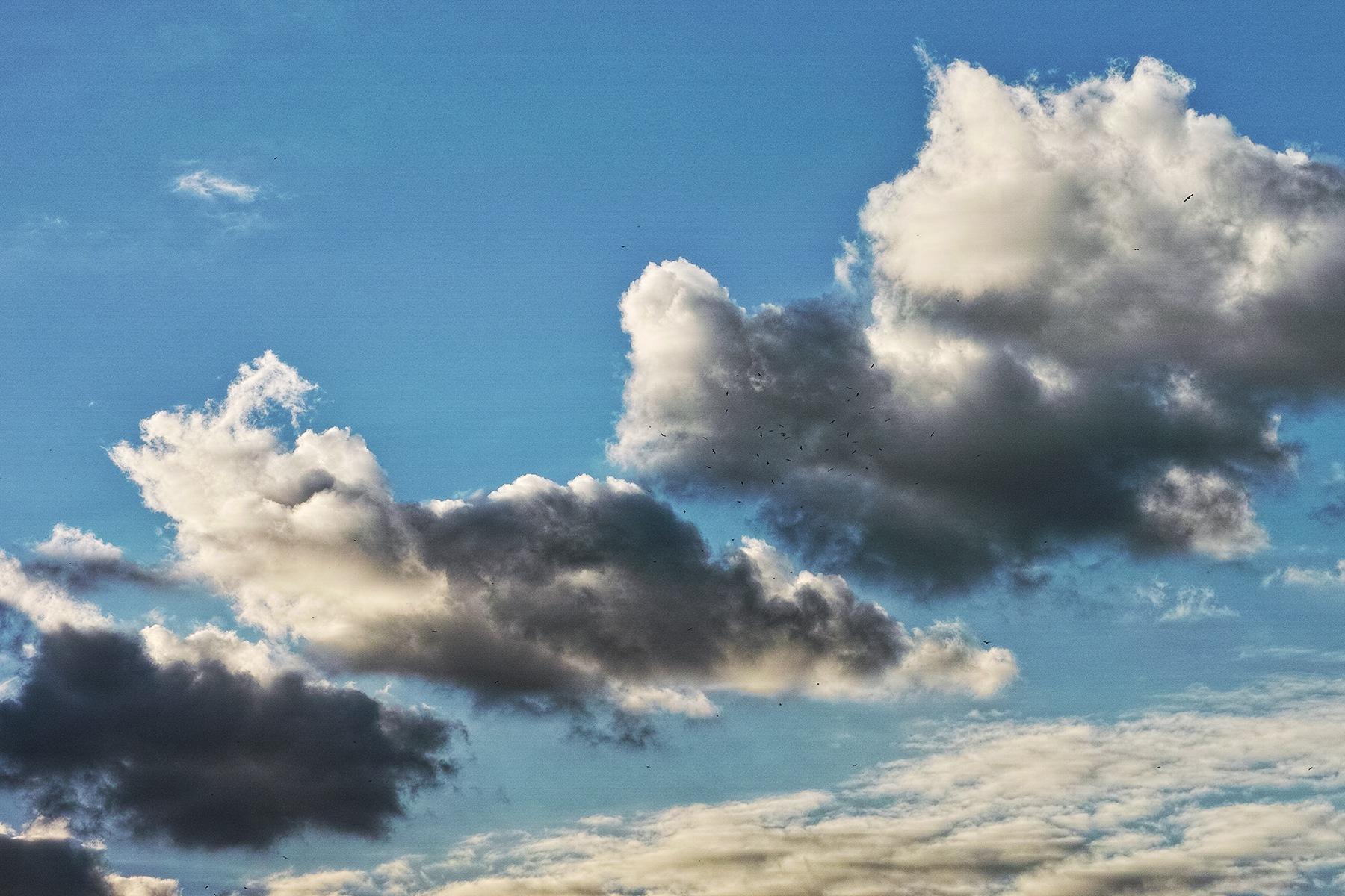 Clouds by Osman Tümay