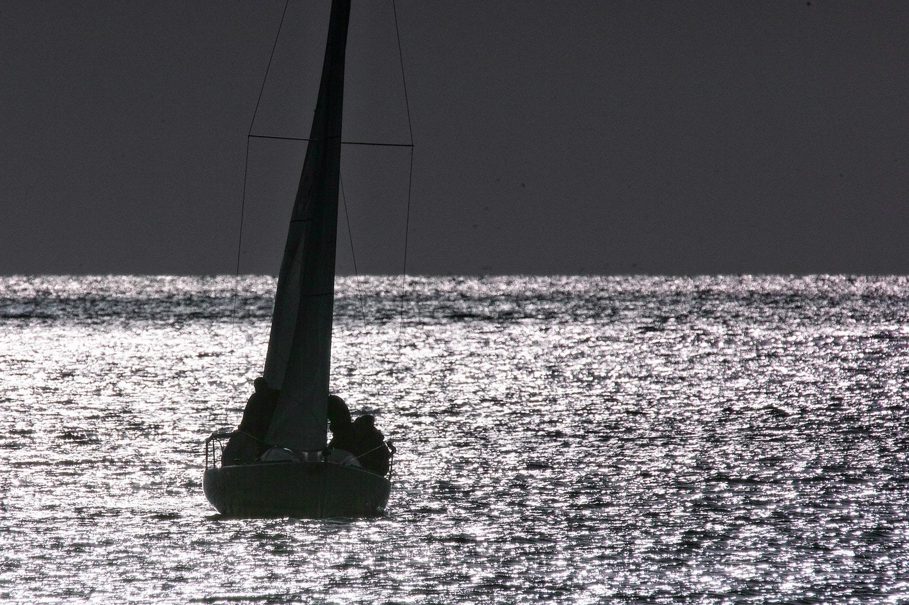 Sailing southwards by Osman Tümay