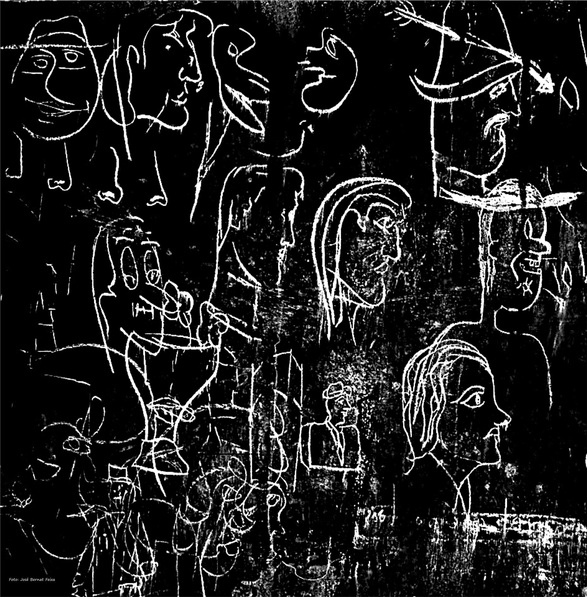GRAFITTIS; GRAFITTI (60's) by José Bernat Feixa