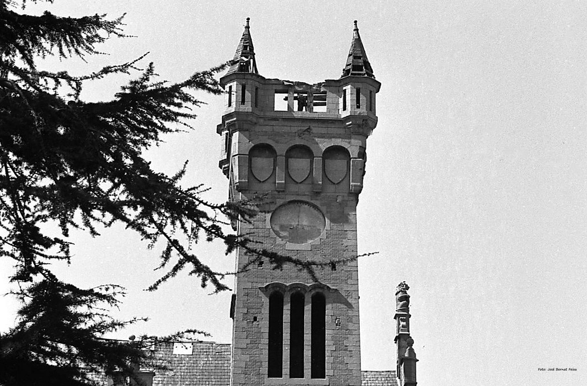 TORRE; TOREN; TOWER (60's) by José Bernat Feixa