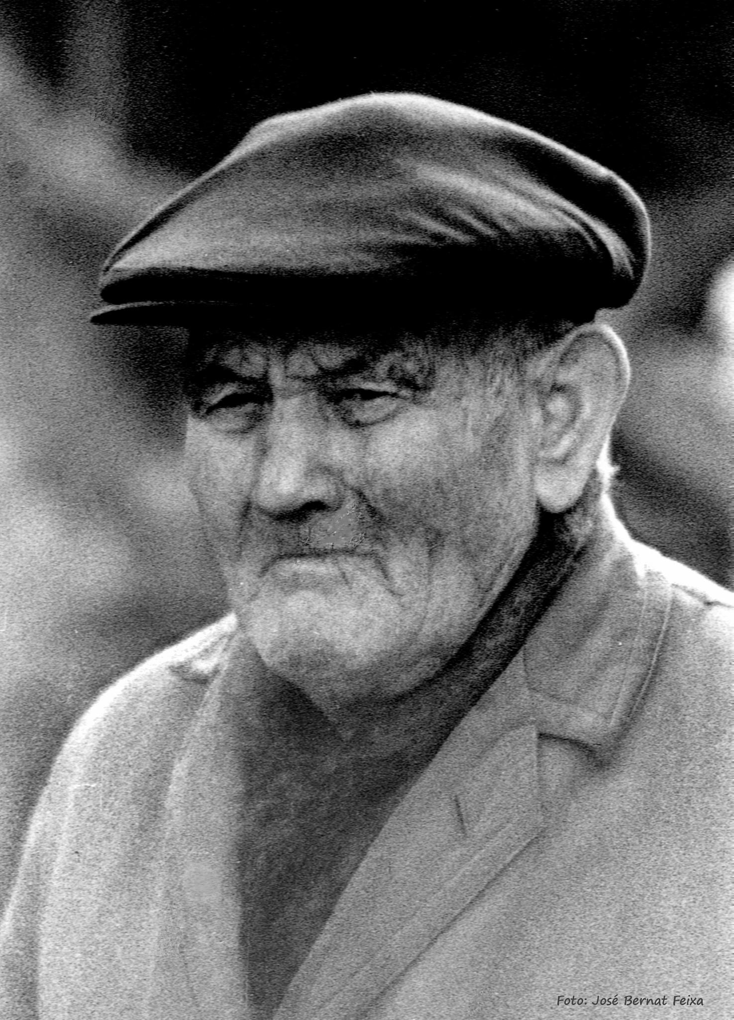 VIEJO, OUD, OLD (60's) by José Bernat Feixa