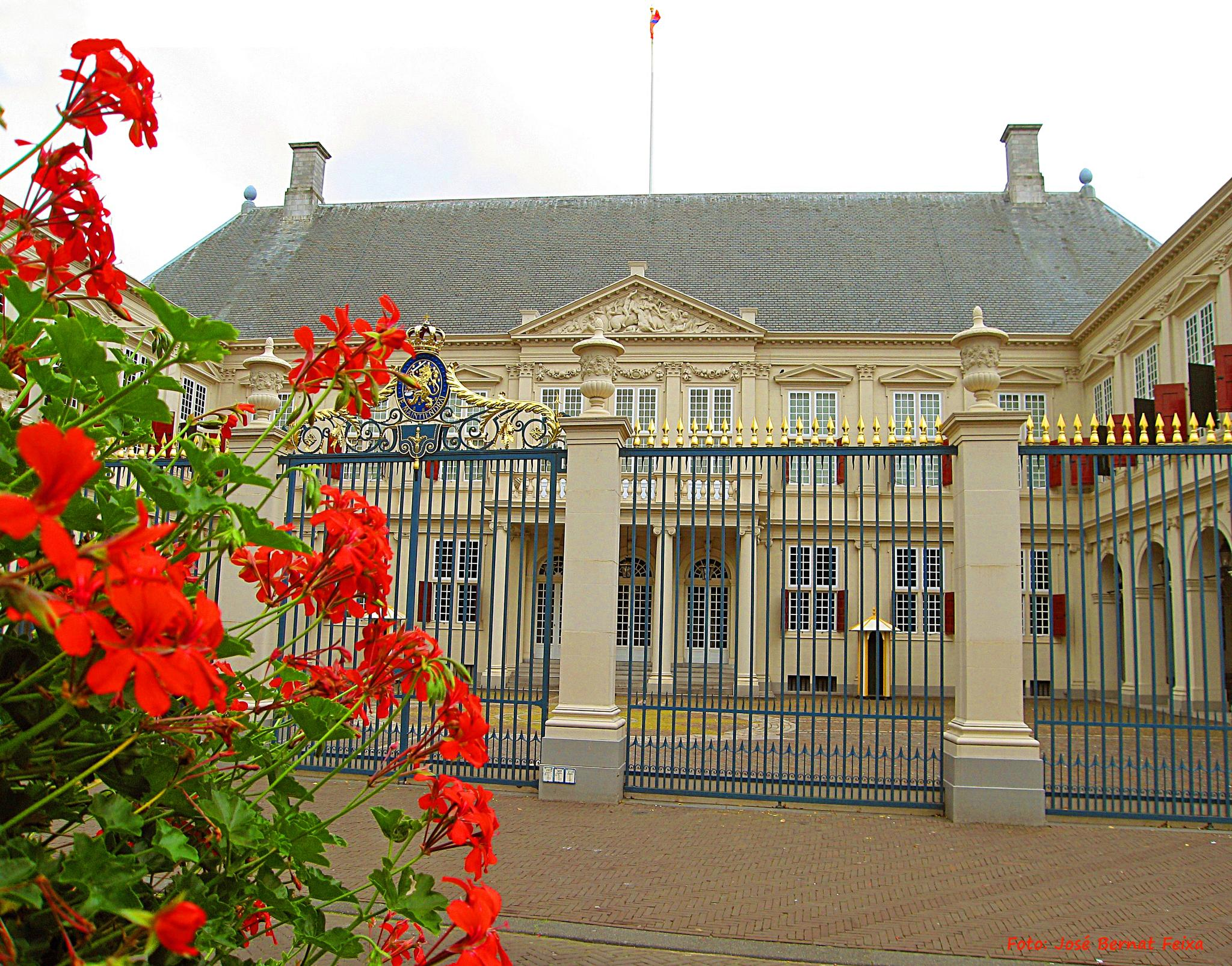 Paleis Noordeinde, Den Haag  by José Bernat Feixa