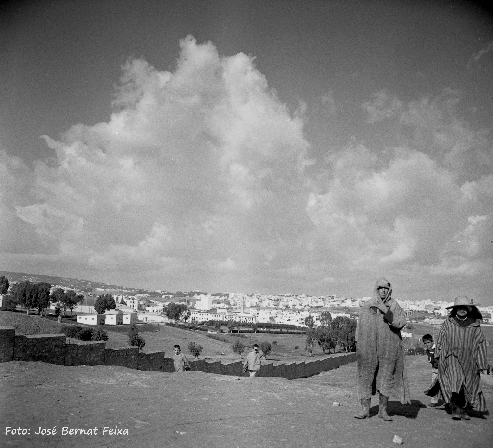 PAISAJE, LANDSCHAP, LANDSCAPE,  Tanger by José Bernat Feixa