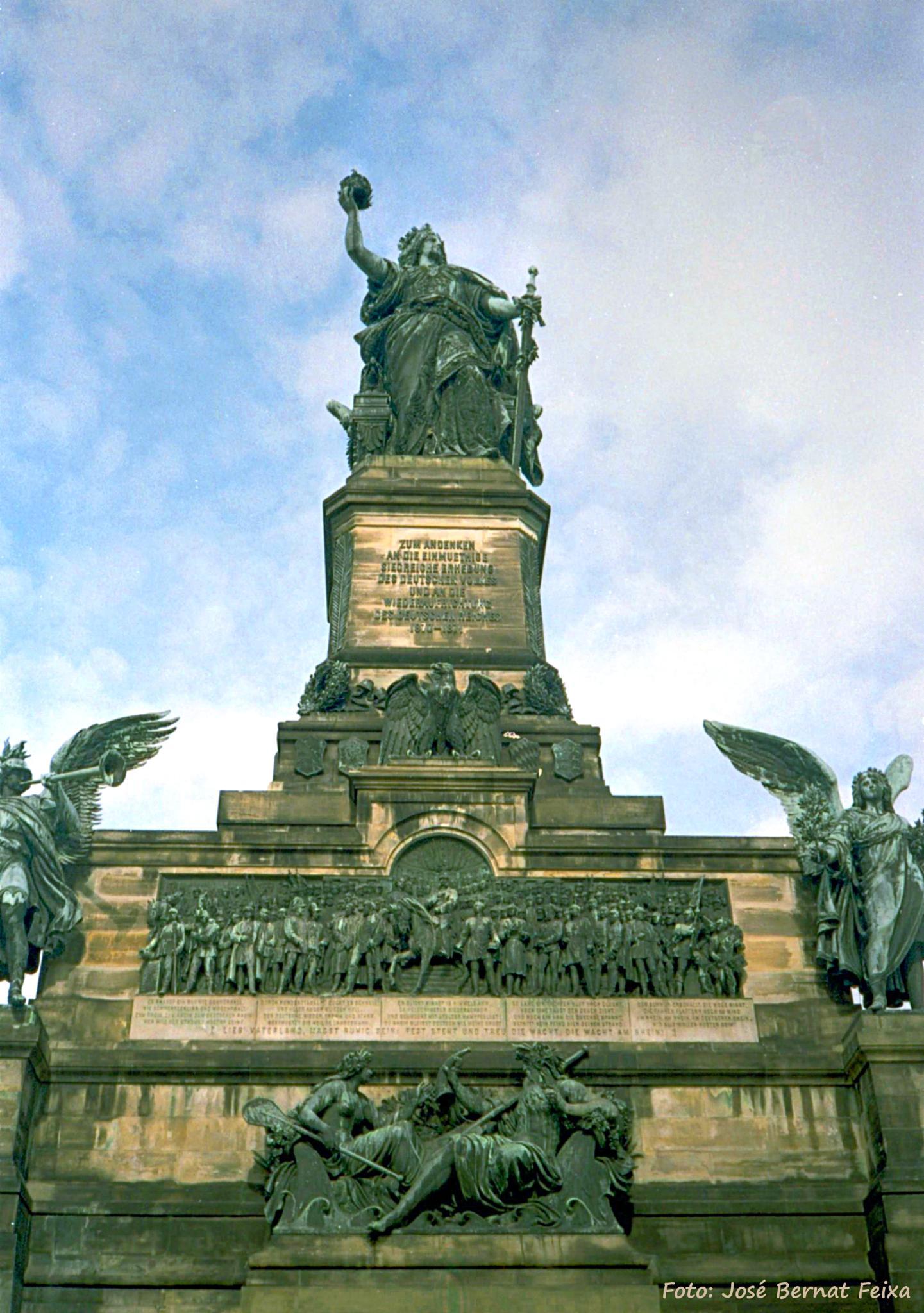 Niederwald monument by José Bernat Feixa